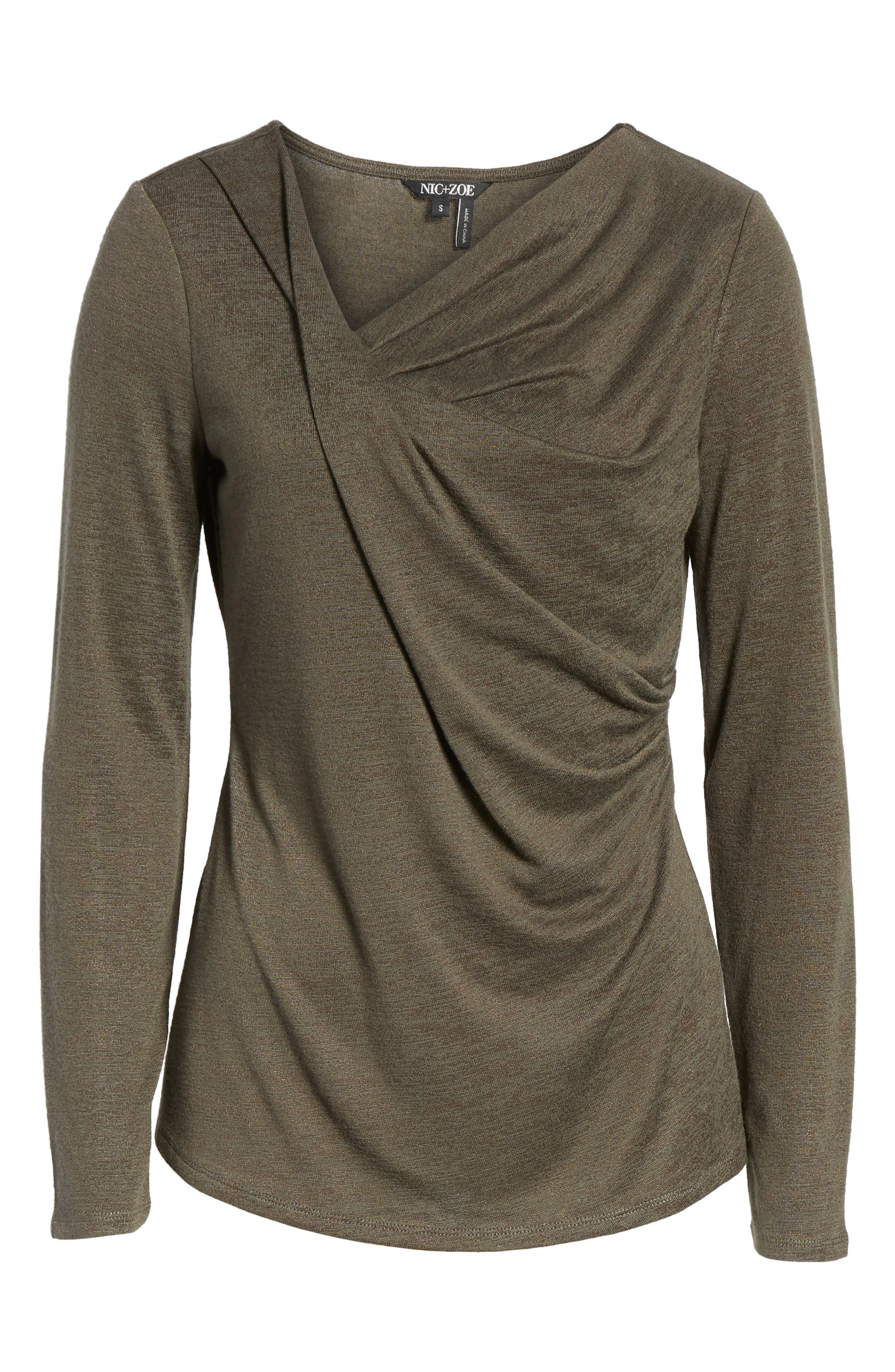 Every Occasion Drape Top,                             Alternate thumbnail 22, color,