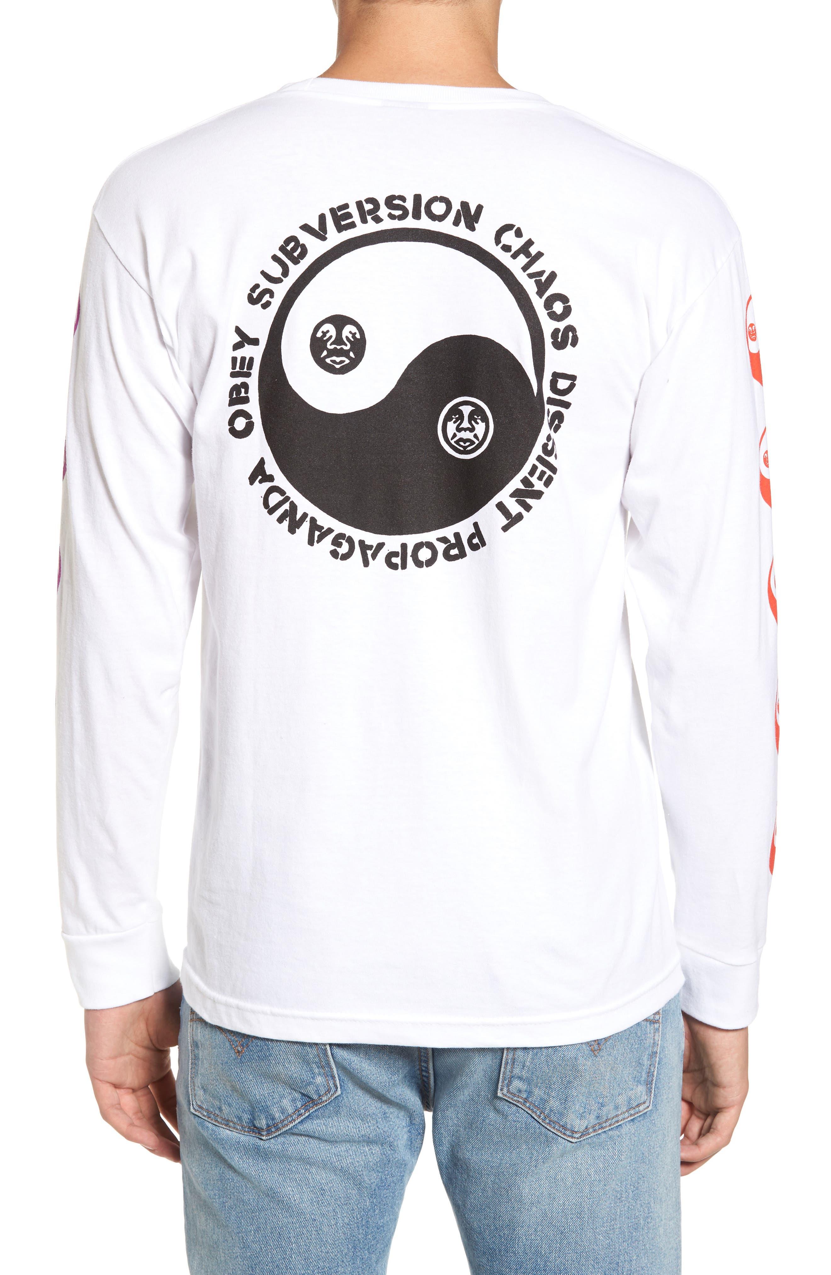 Subversion Basic T-Shirt,                             Alternate thumbnail 2, color,