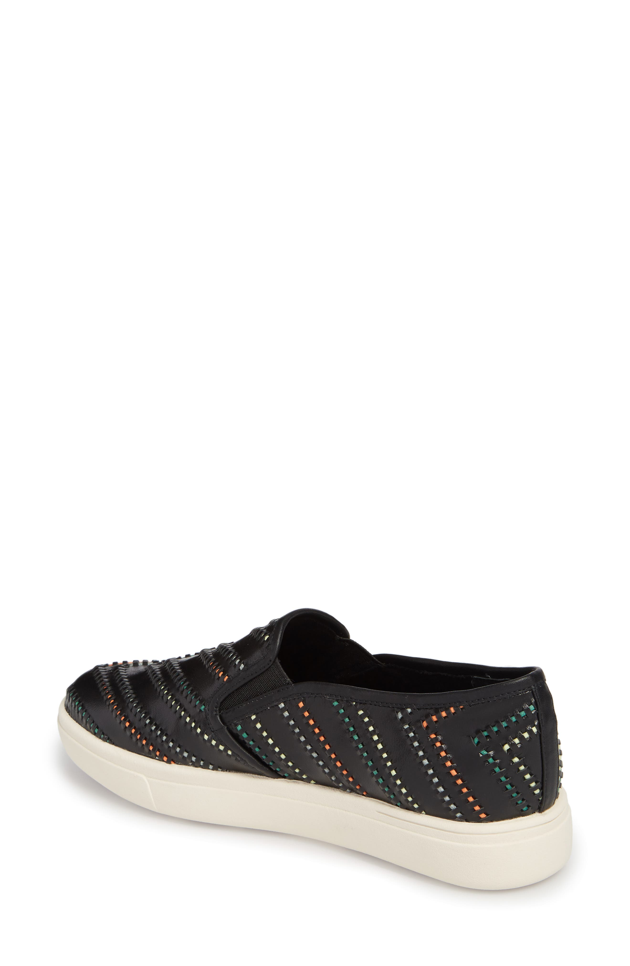 Ocean Slip-On Sneaker,                             Alternate thumbnail 2, color,                             001