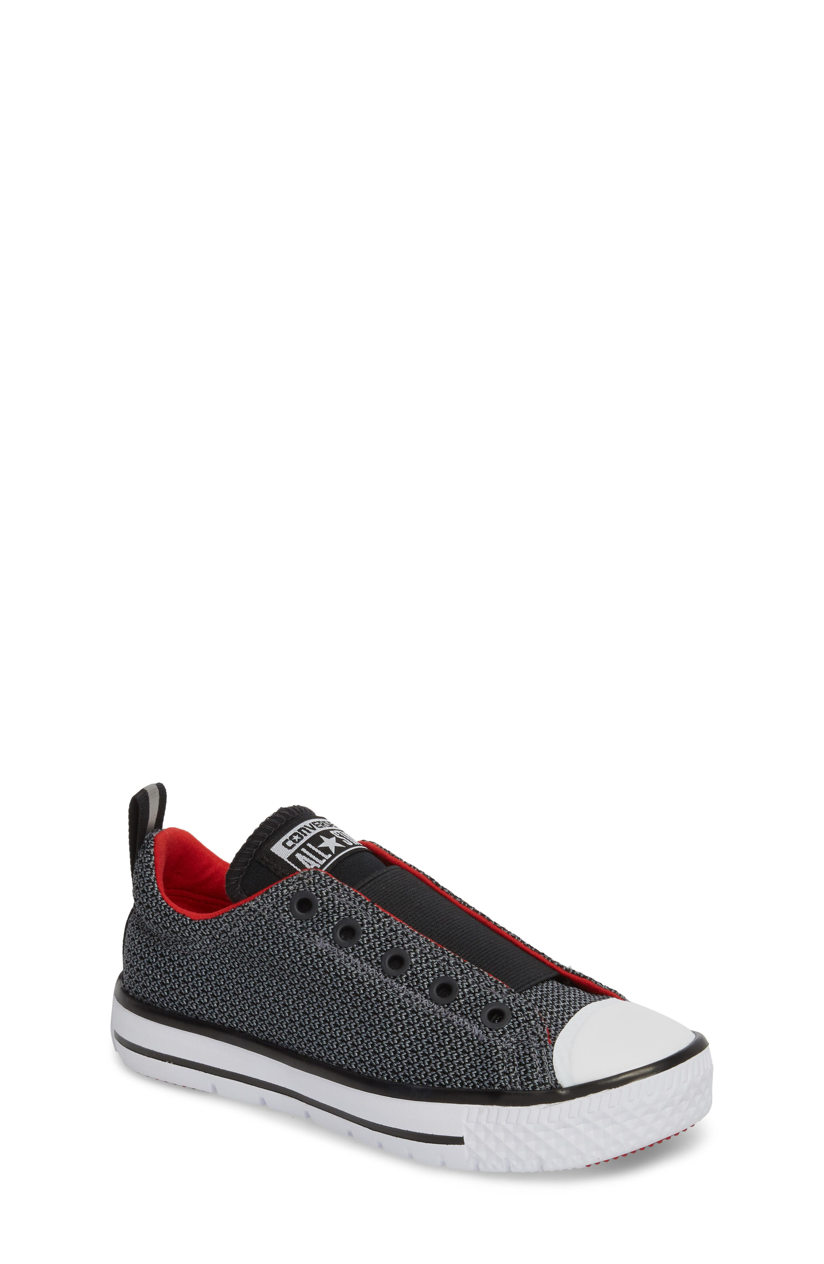 Chuck Taylor<sup>®</sup> All Star<sup>®</sup> Hyper Lite Ox Slip-On Sneaker,                         Main,                         color, 039