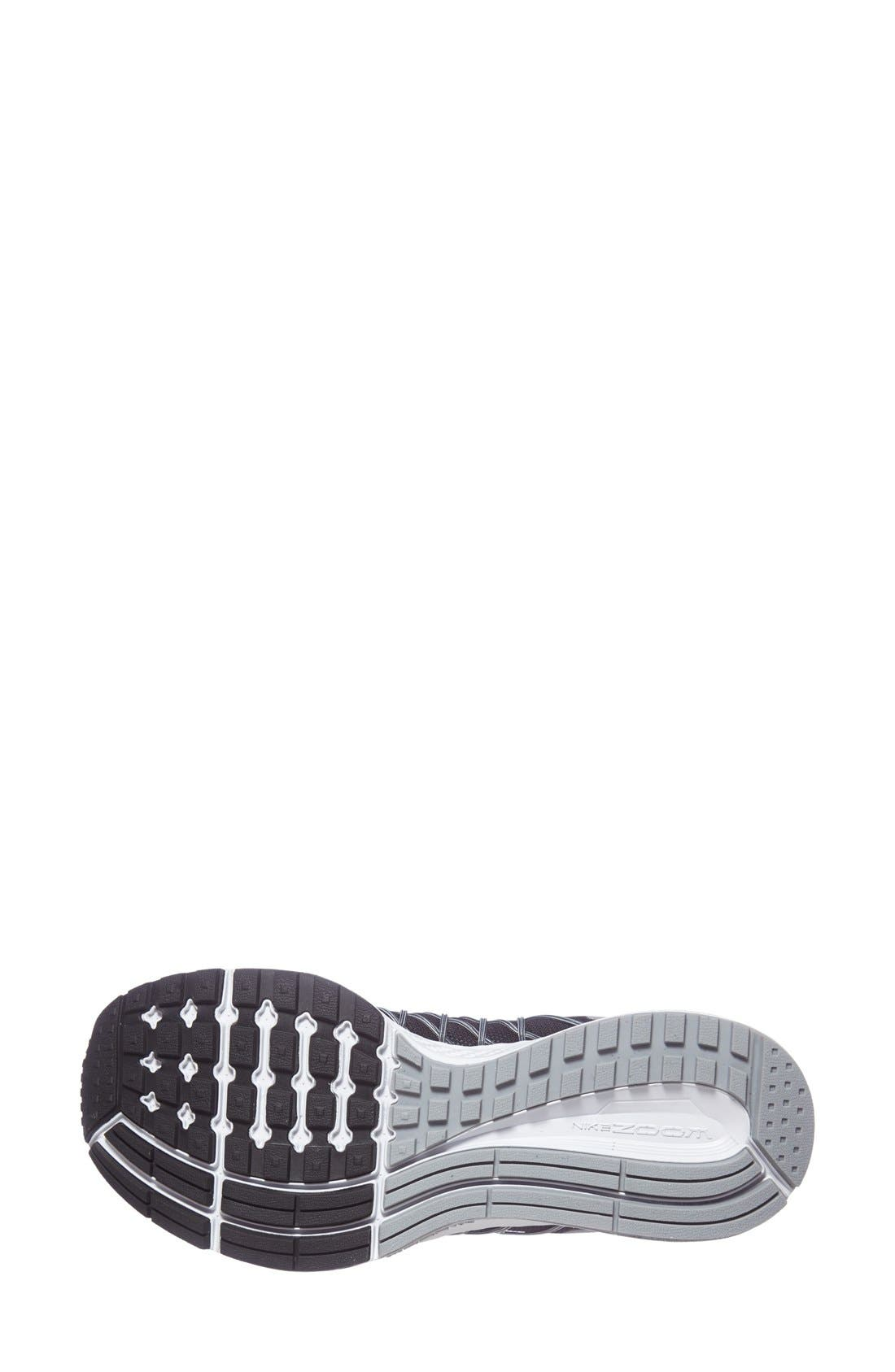 NIKE,                             'Zoom Pegasus 32 - Flash' h2o Repel Running Shoe,                             Alternate thumbnail 3, color,                             001