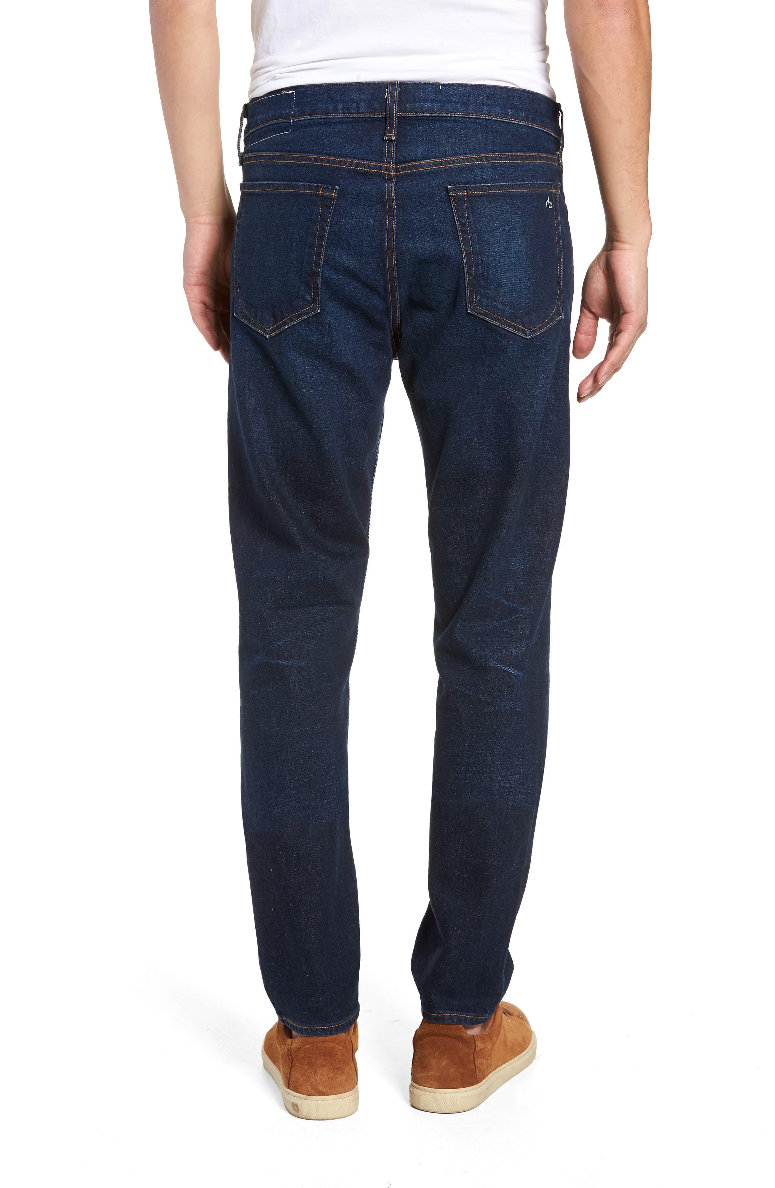 Fit 3 Straight Leg Jeans,                             Alternate thumbnail 2, color,                             ACE