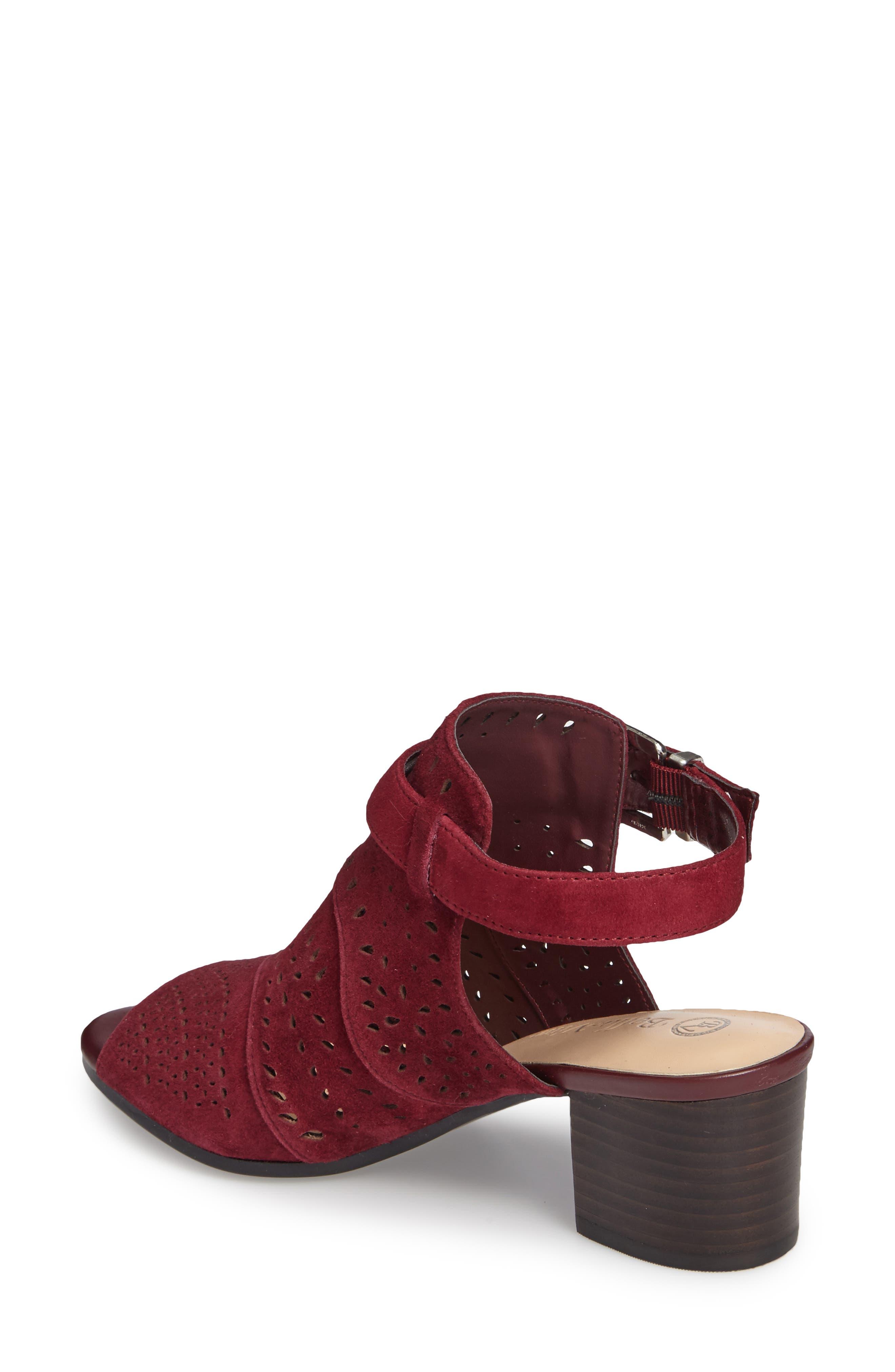 Fonda Perforated Sandal,                             Alternate thumbnail 2, color,                             930