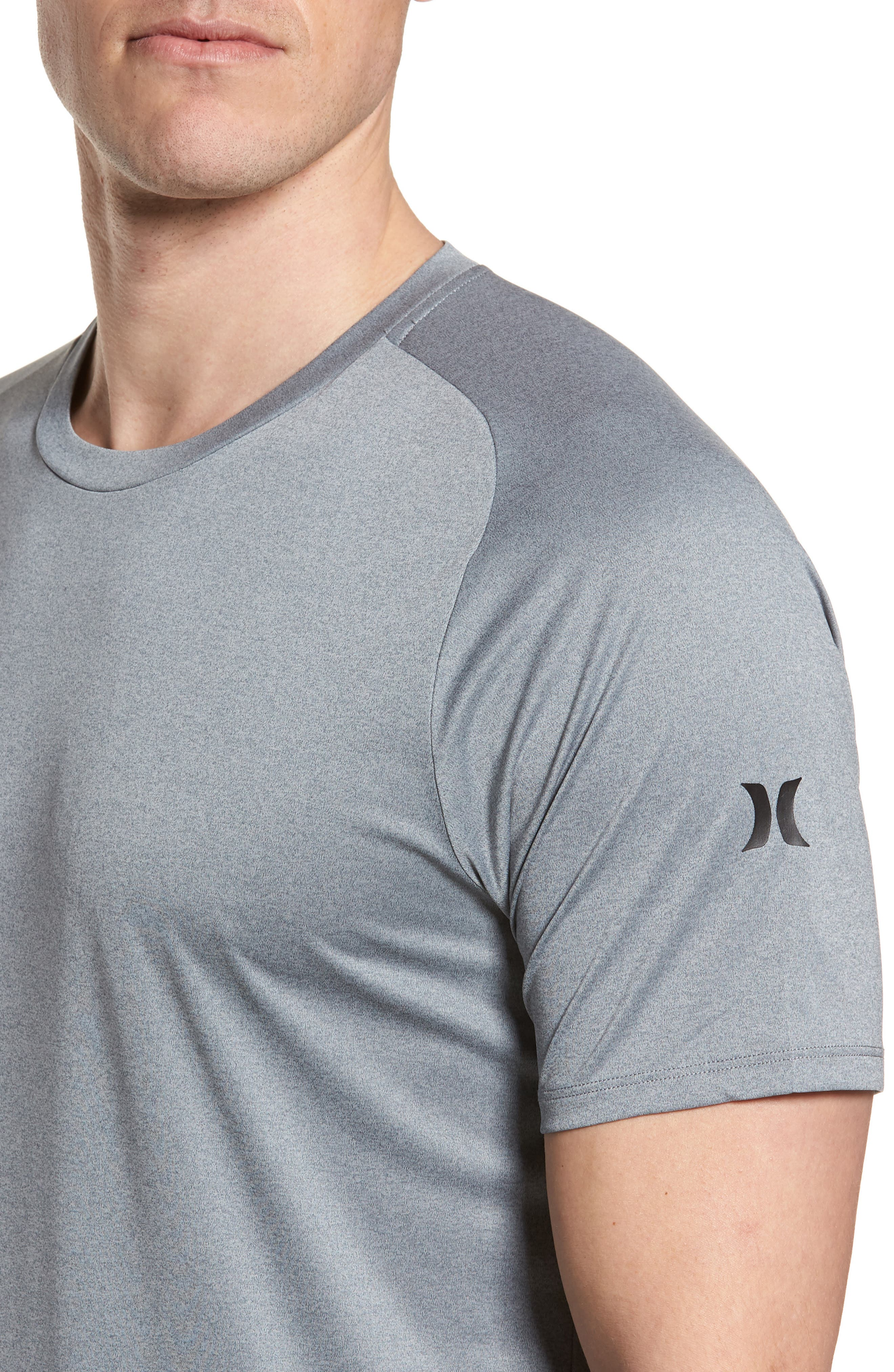 Icon Quick-Dry Surf T-Shirt,                             Alternate thumbnail 8, color,