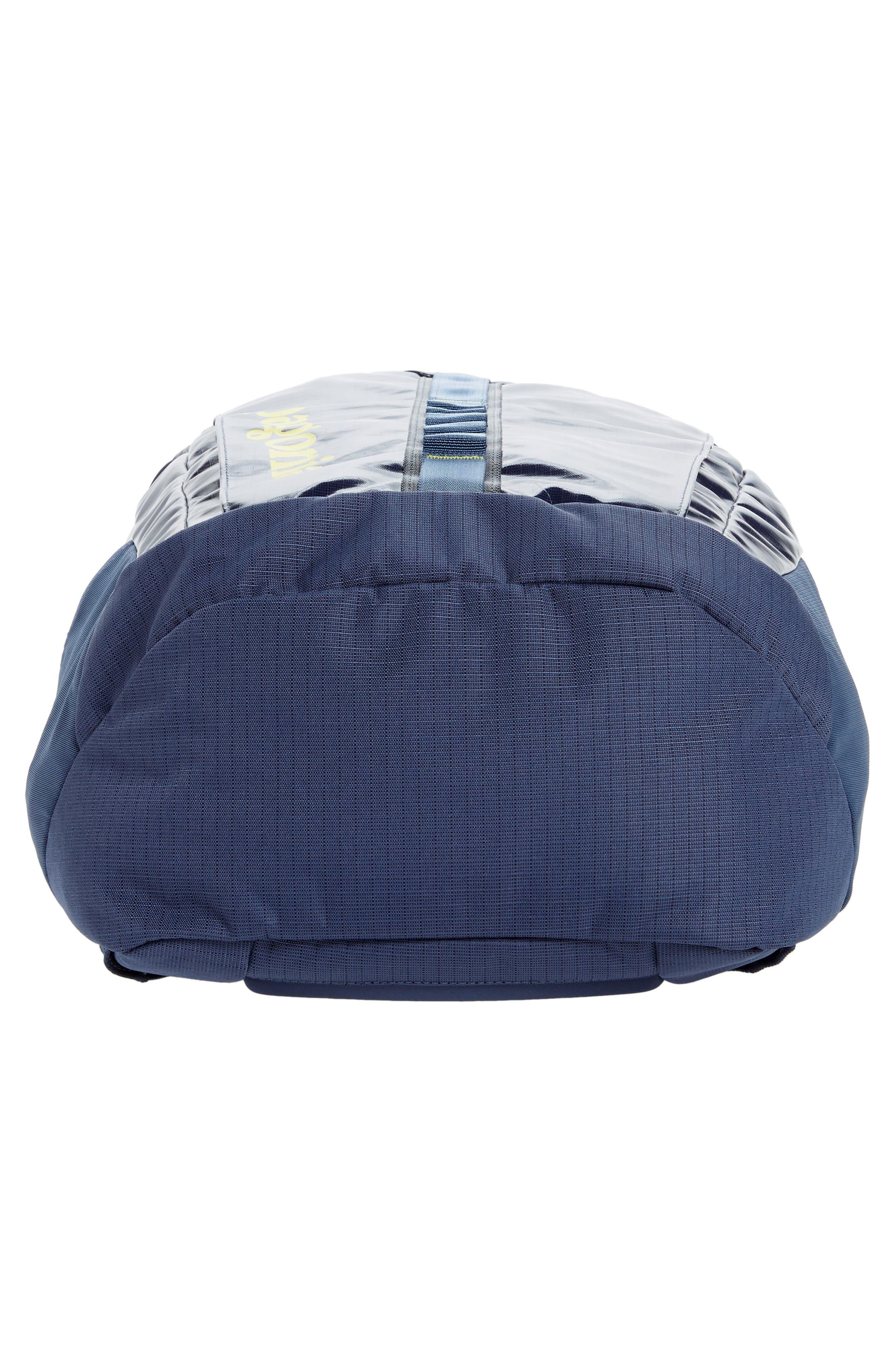 Black Hole 25 Liter Backpack,                             Alternate thumbnail 6, color,                             DOLOMITE BLUE