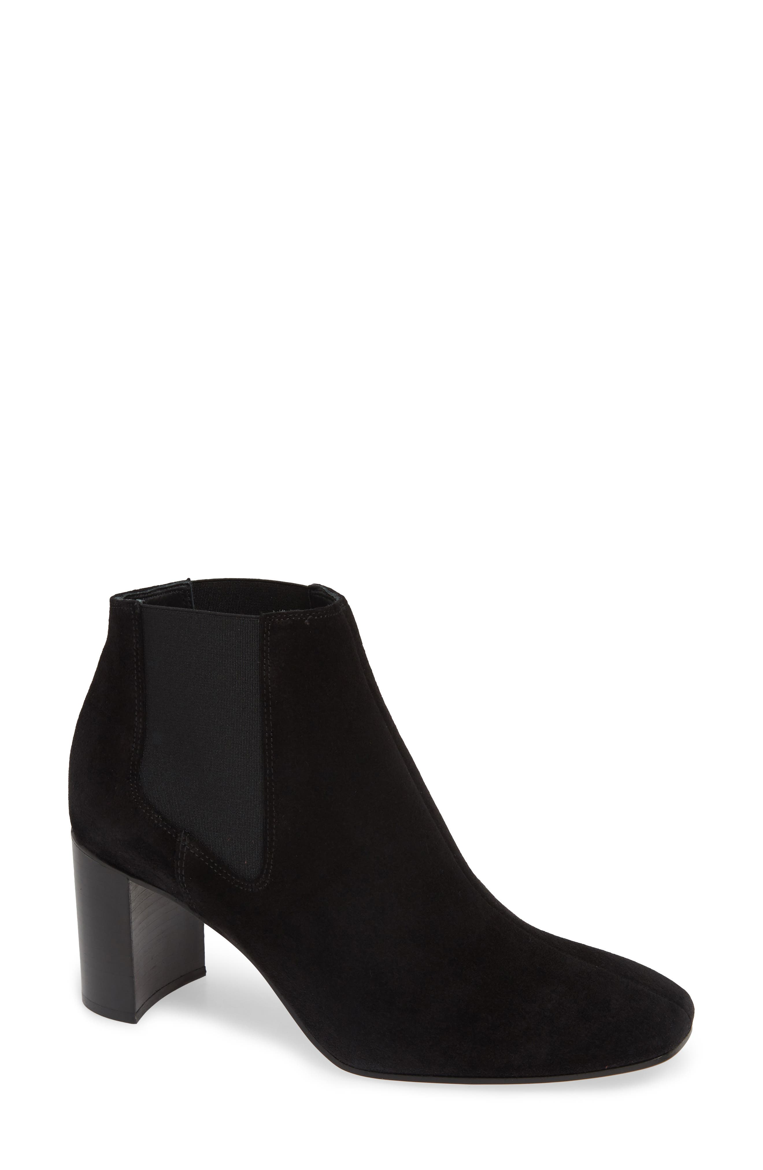 Asleen Boot,                         Main,                         color, BLACK SUEDE