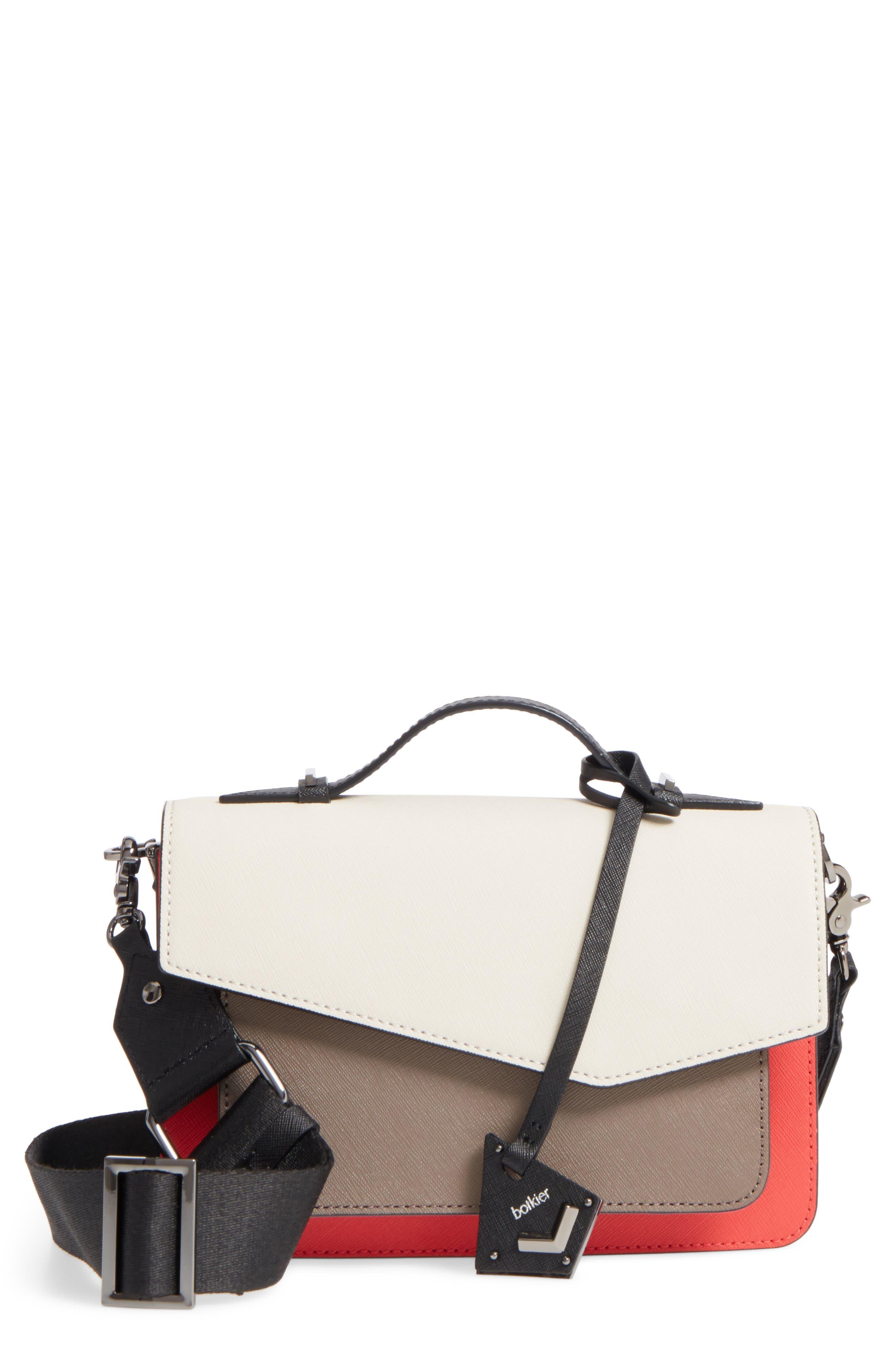 Cobble Hill Leather Crossbody Bag,                             Main thumbnail 26, color,