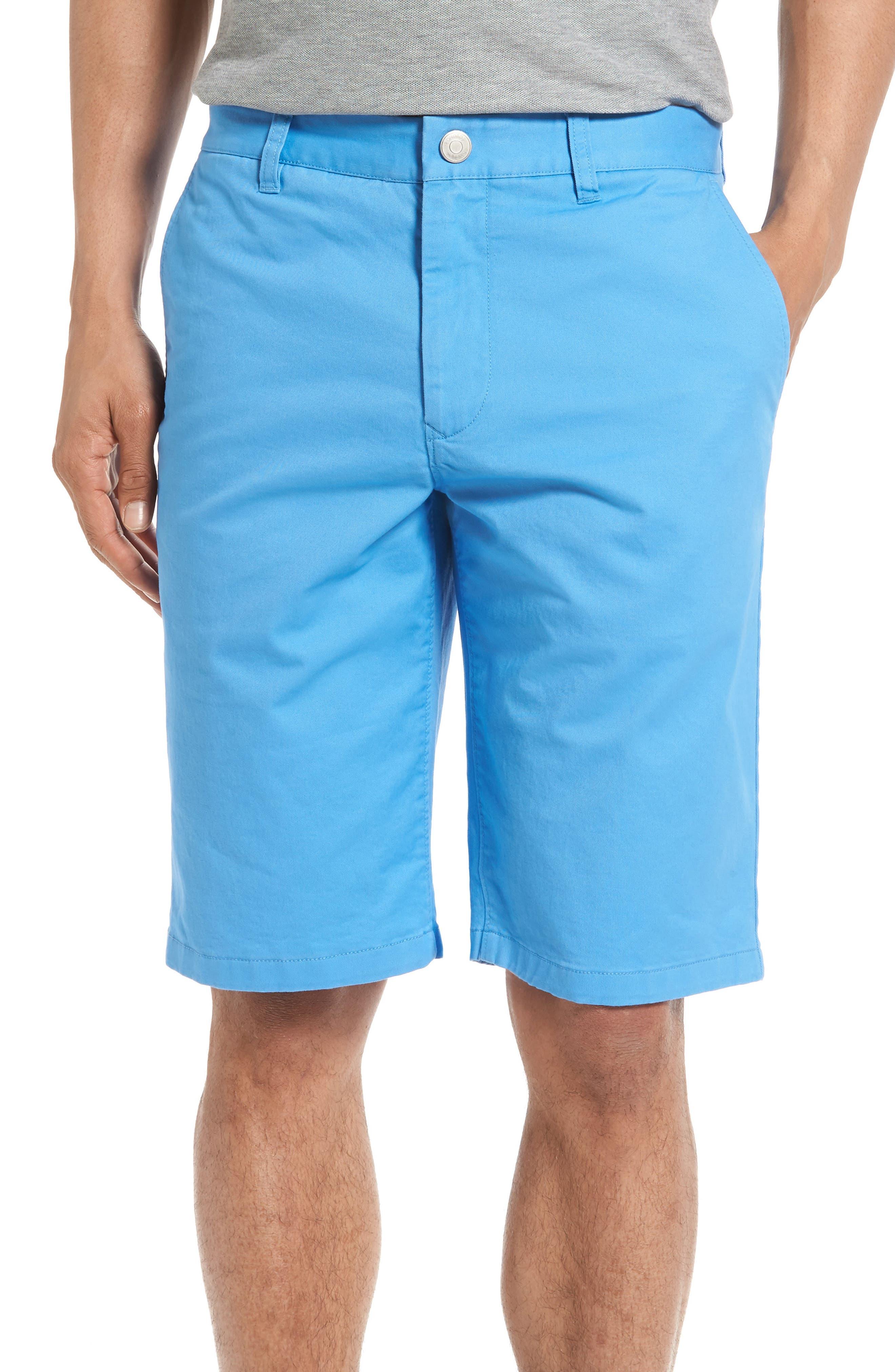 Stretch Washed Chino 11-Inch Shorts,                             Main thumbnail 9, color,