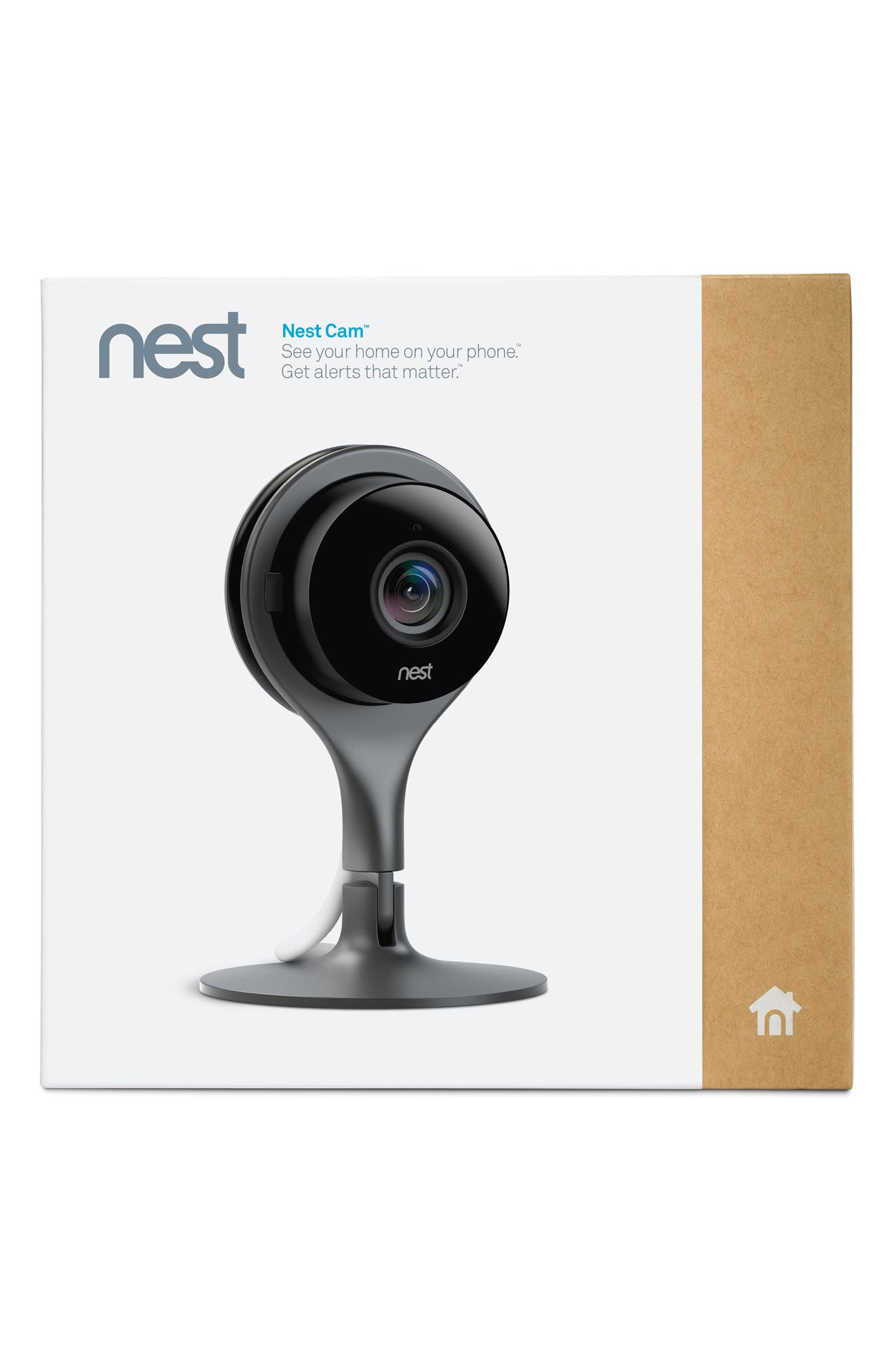Cam Indoor Security Camera,                             Alternate thumbnail 5, color,                             BLACK