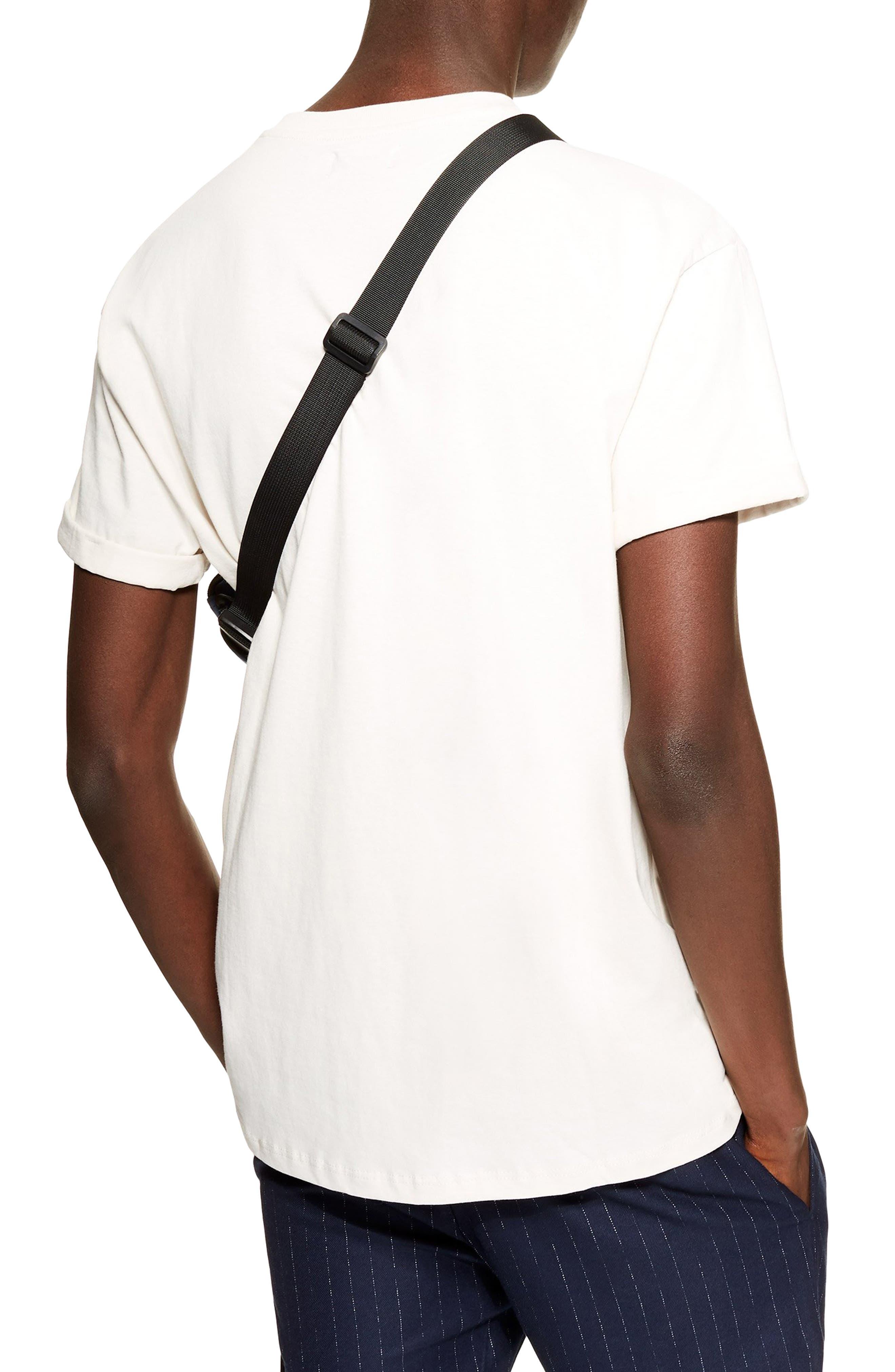 Oversize Fit Roller T-Shirt,                             Alternate thumbnail 2, color,                             STONE