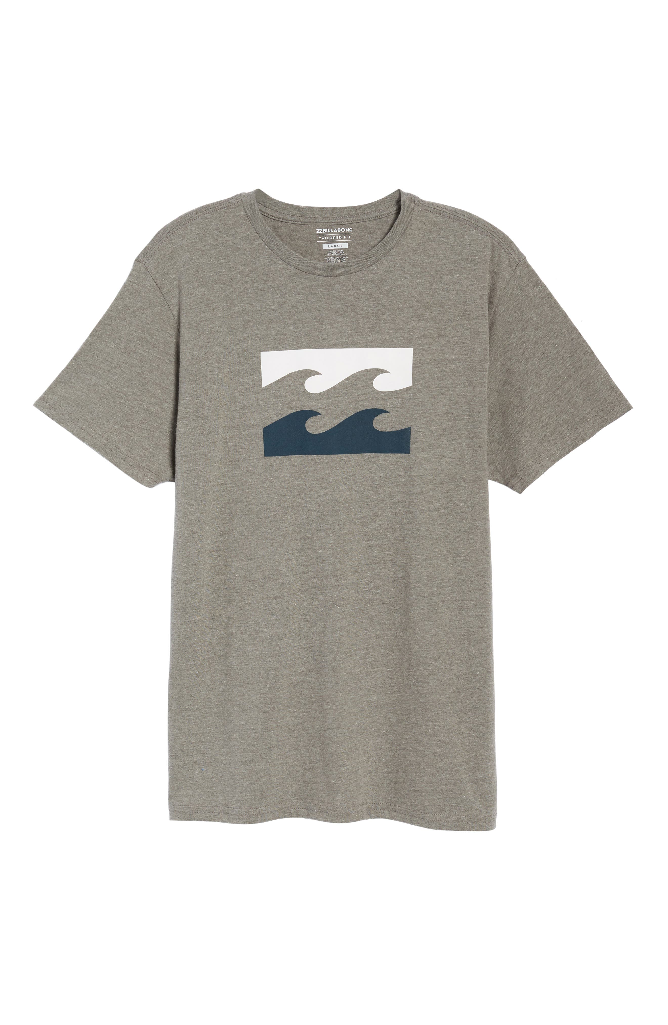 Wave Graphic T-Shirt,                             Alternate thumbnail 6, color,                             025