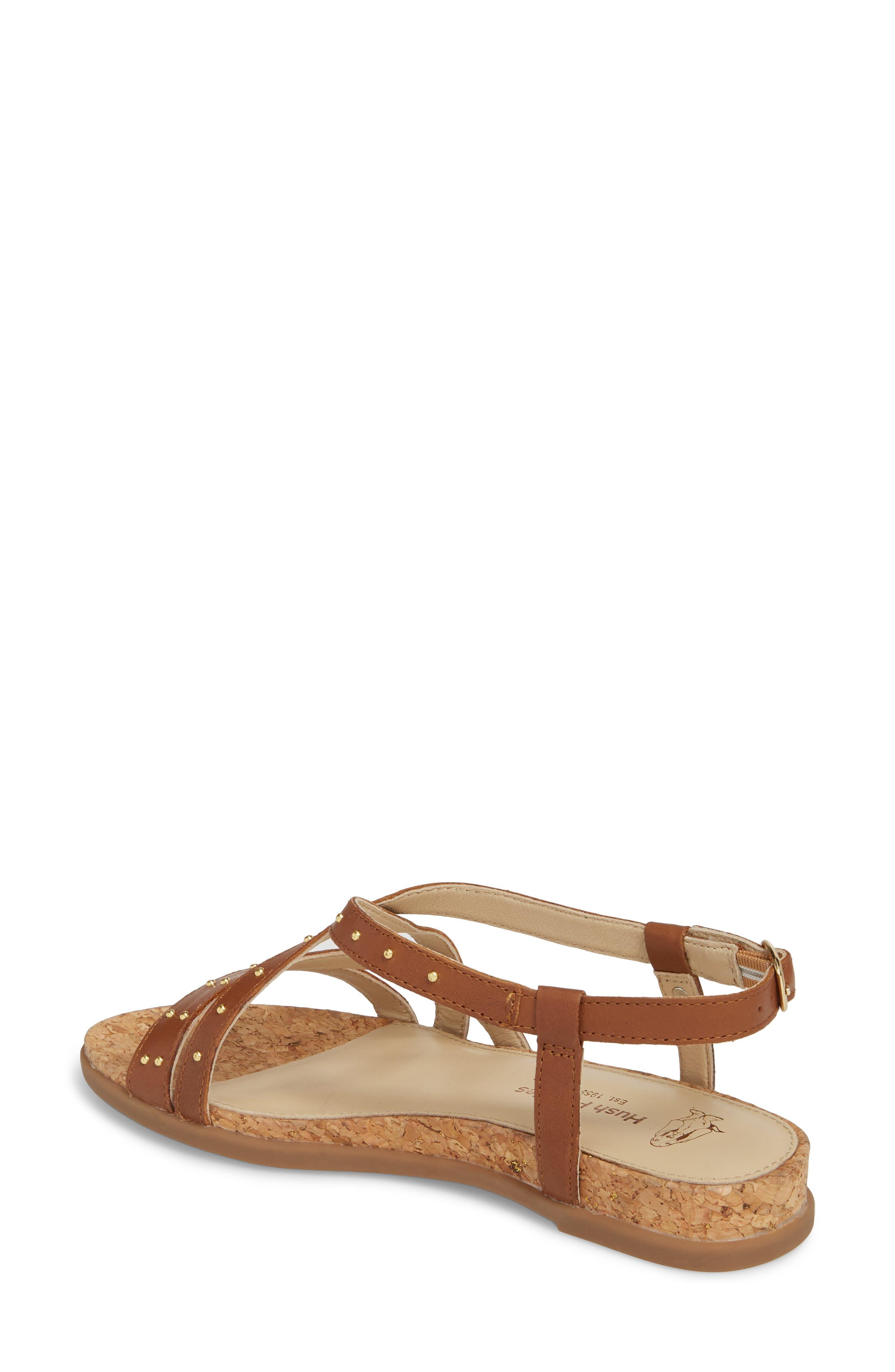 Dalmatian Studded Sandal,                             Alternate thumbnail 6, color,