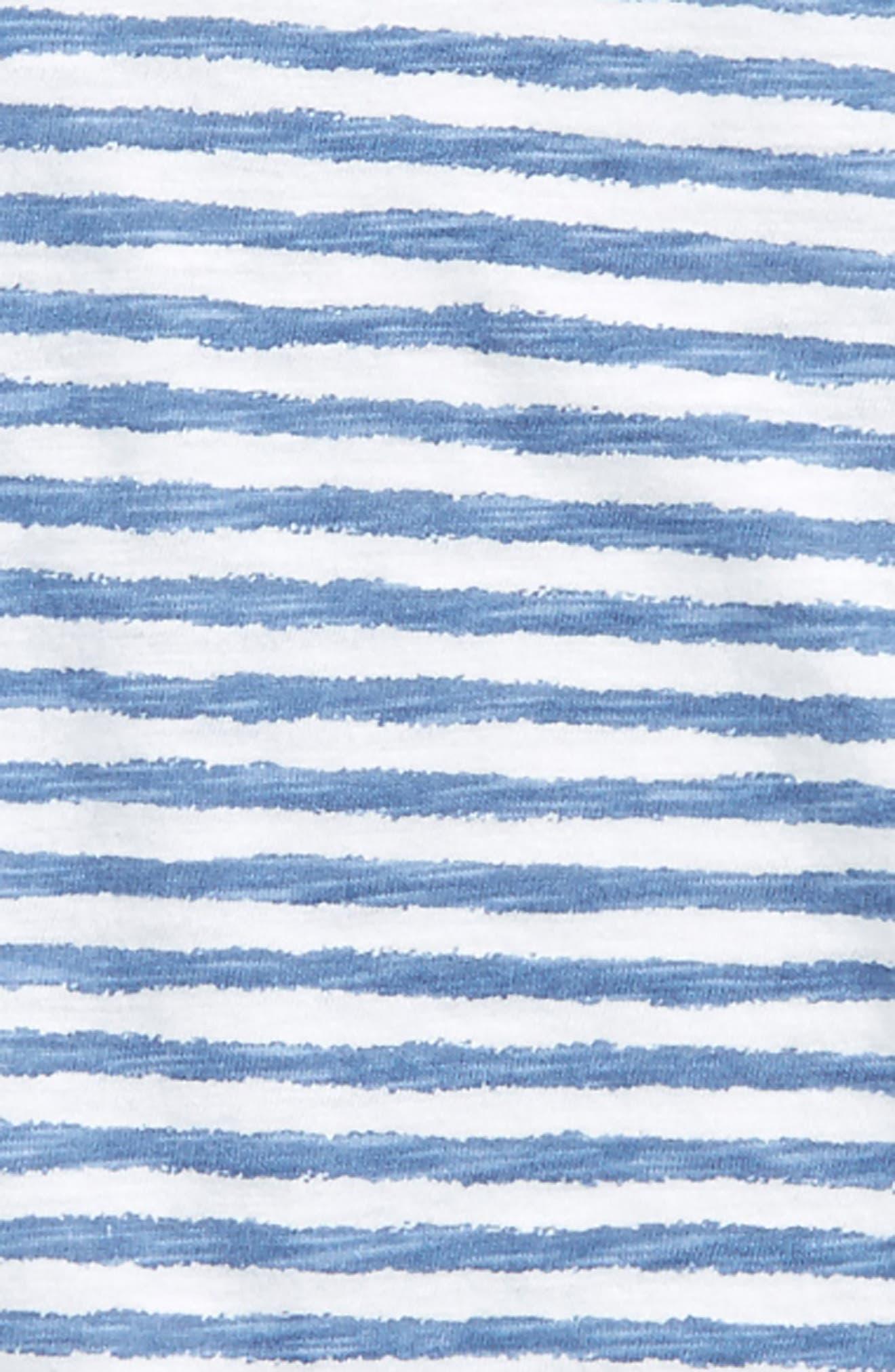 Ruffle Sleeve Top,                             Alternate thumbnail 2, color,                             100