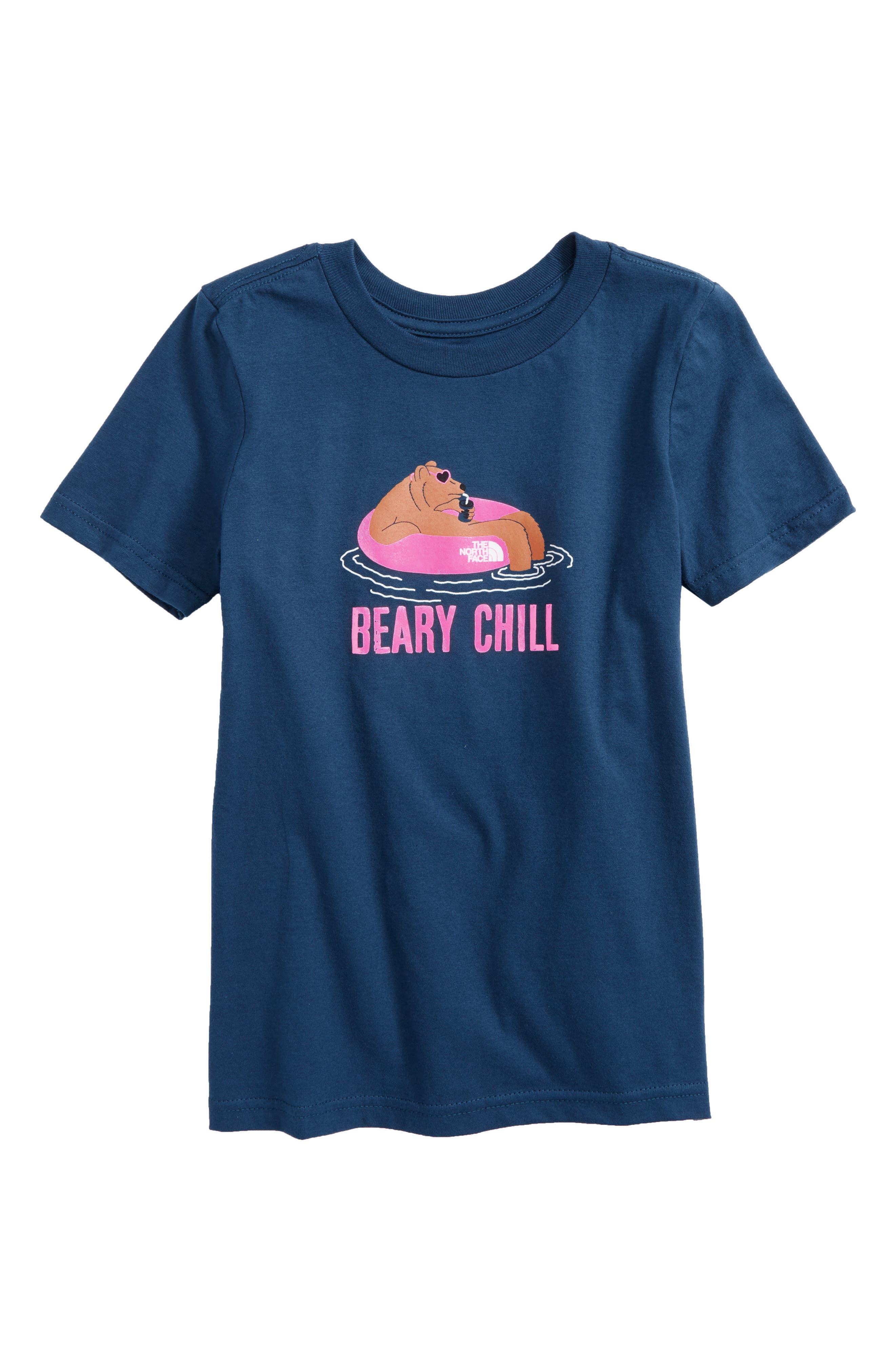 Beary Chill T-Shirt,                             Main thumbnail 1, color,                             441