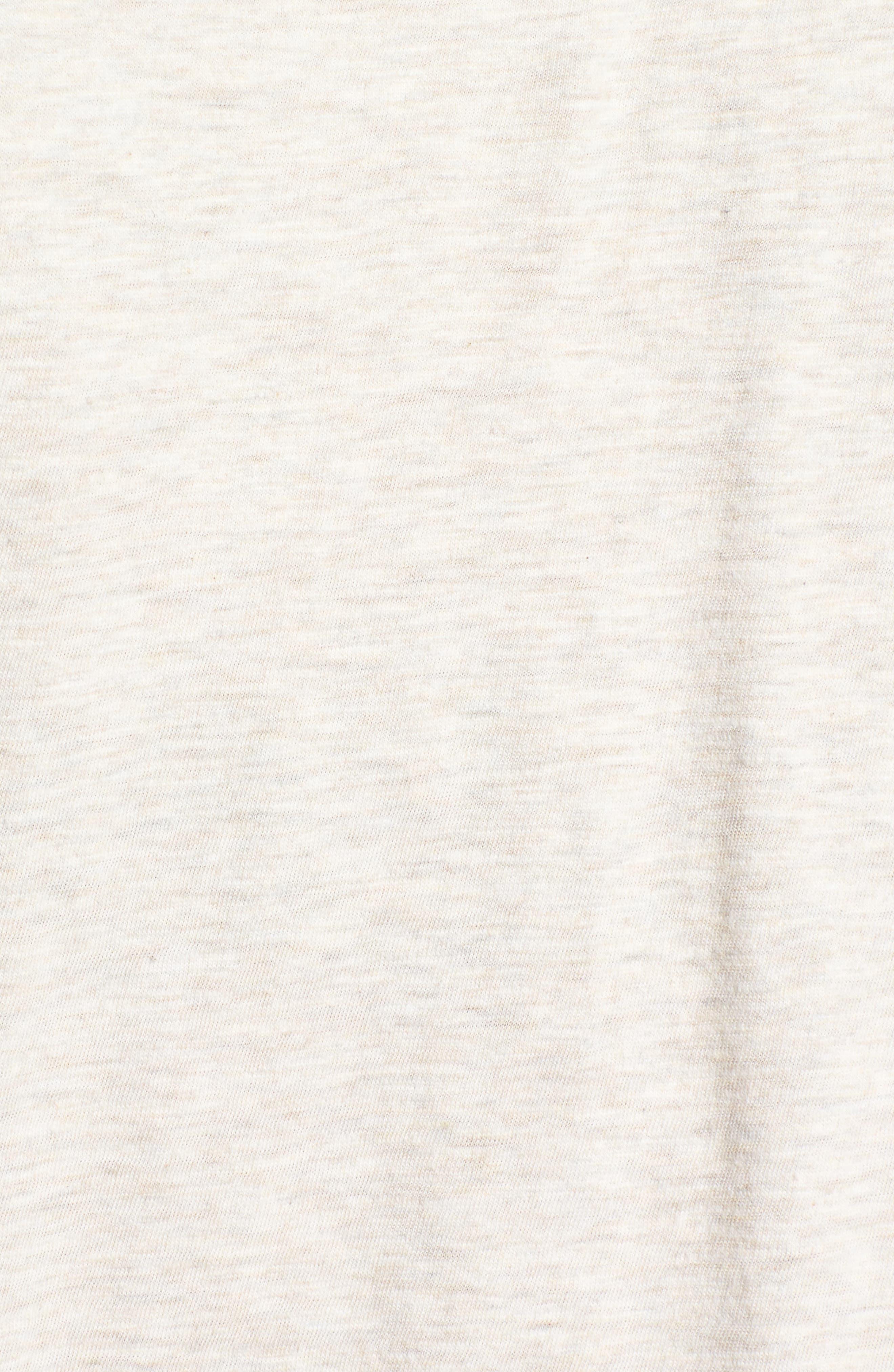 Organic Cotton Knit Tank,                             Alternate thumbnail 11, color,