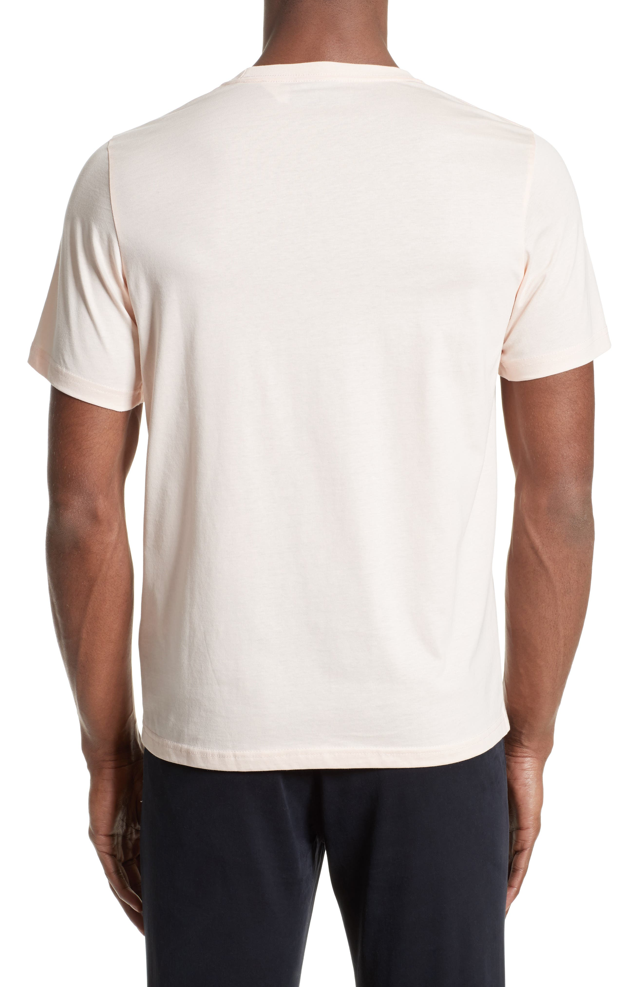 Logo Print T-Shirt,                             Alternate thumbnail 2, color,