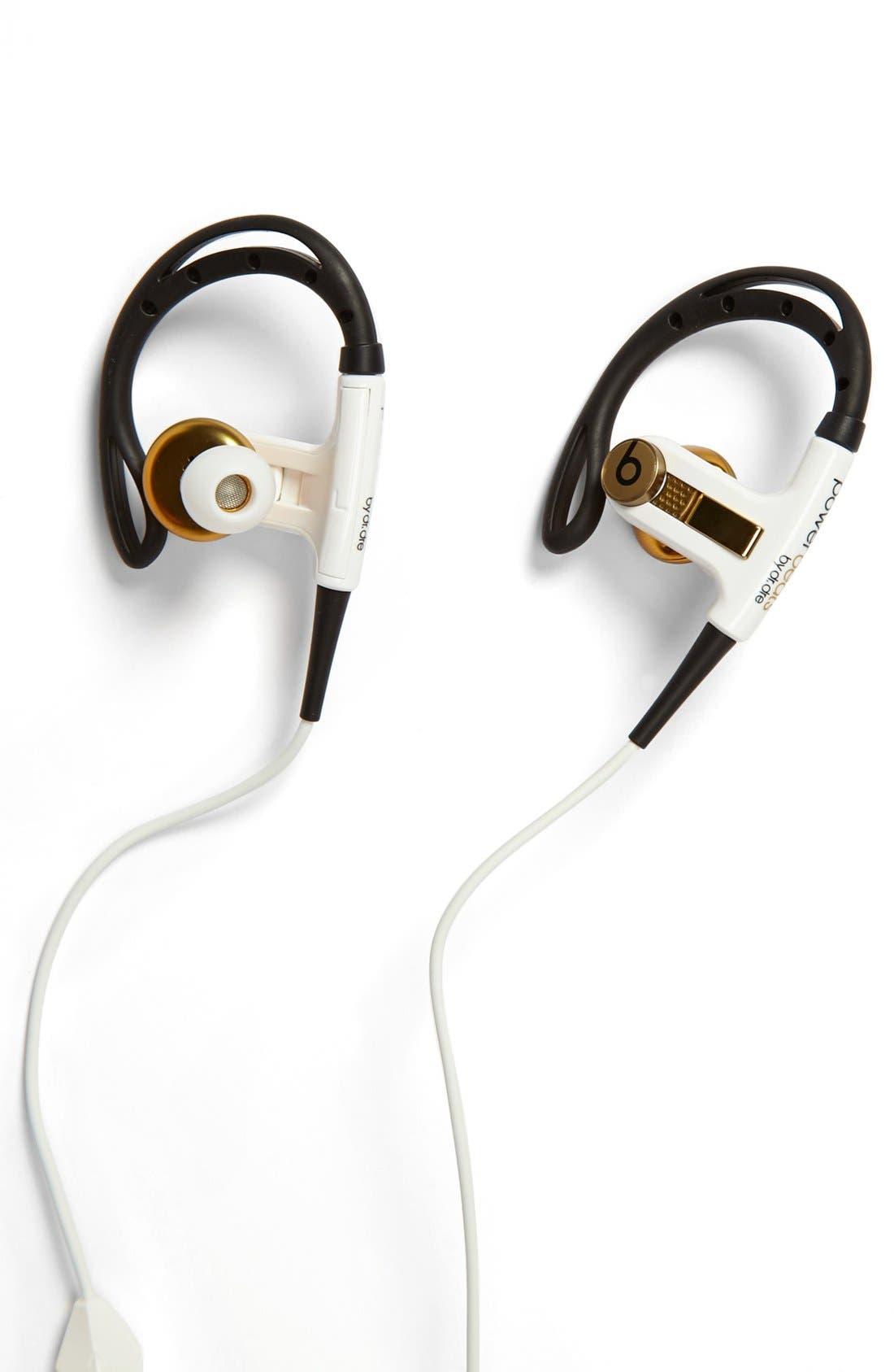BEATS BY DR. DRE<SUP>™</SUP>,                             Beats by Dr. Dre 'LeBron James Powerbeats' In-Ear Headphones,                             Main thumbnail 1, color,                             710