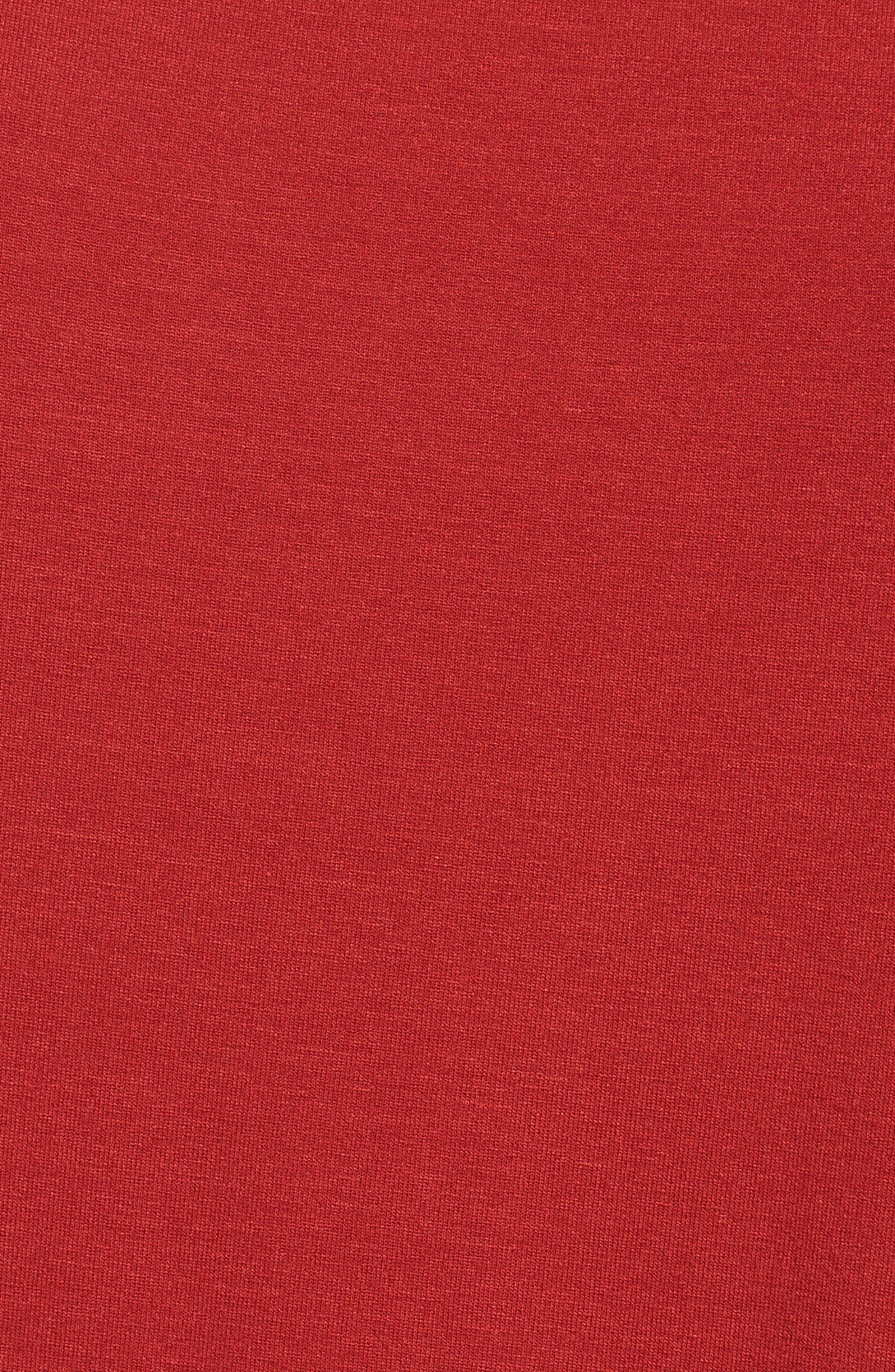 Asymmetrical Jersey Top,                             Alternate thumbnail 40, color,