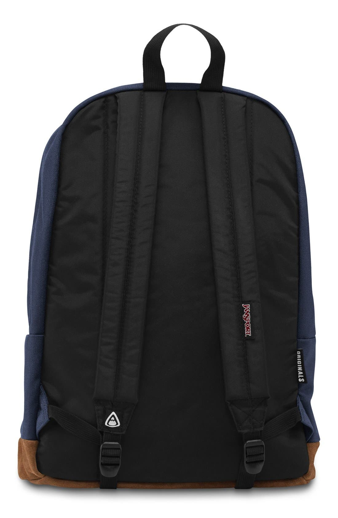 'Right Pack' Backpack,                             Alternate thumbnail 8, color,                             NAVY