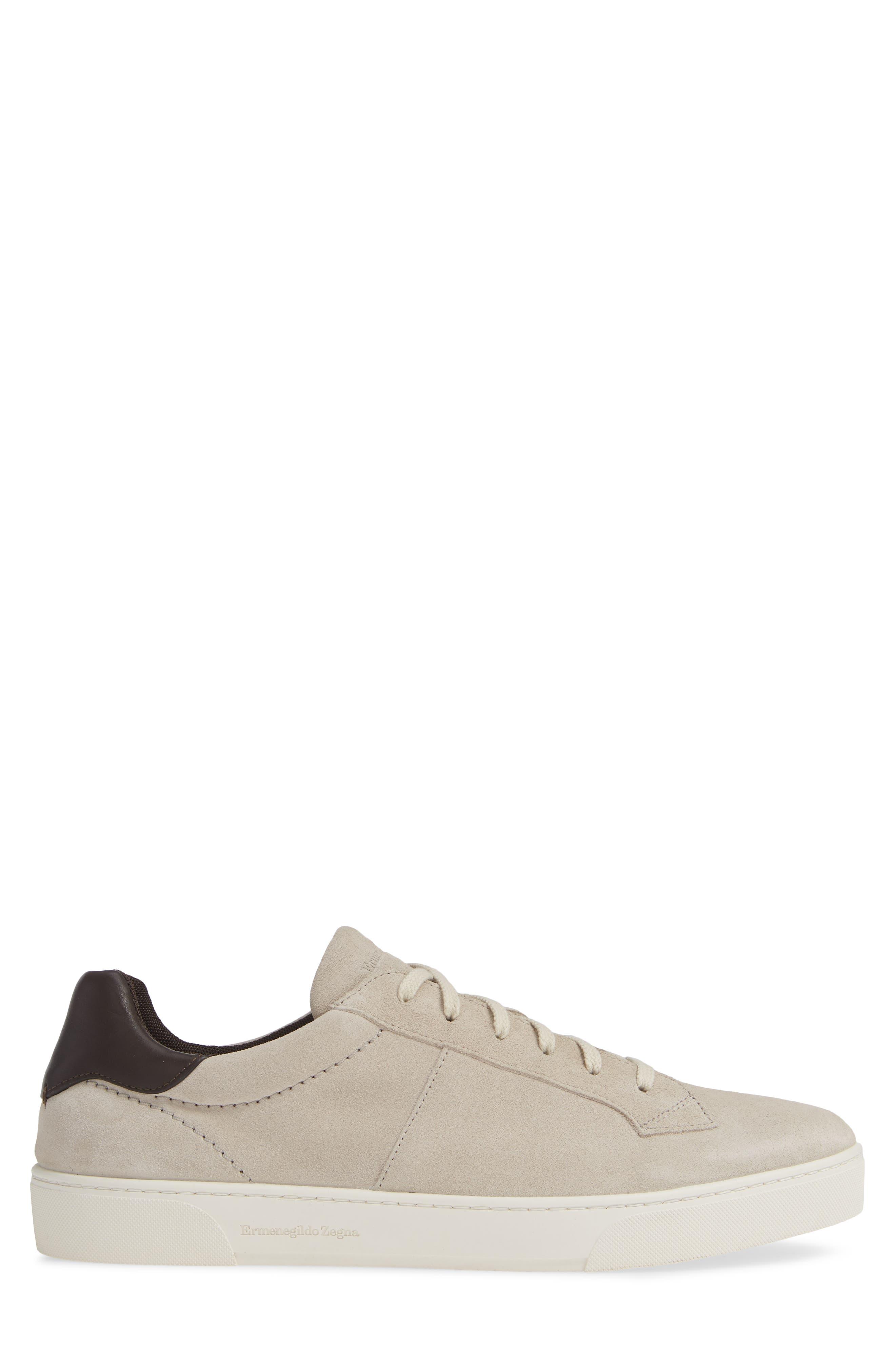 Sneaker,                             Alternate thumbnail 3, color,                             IVORY