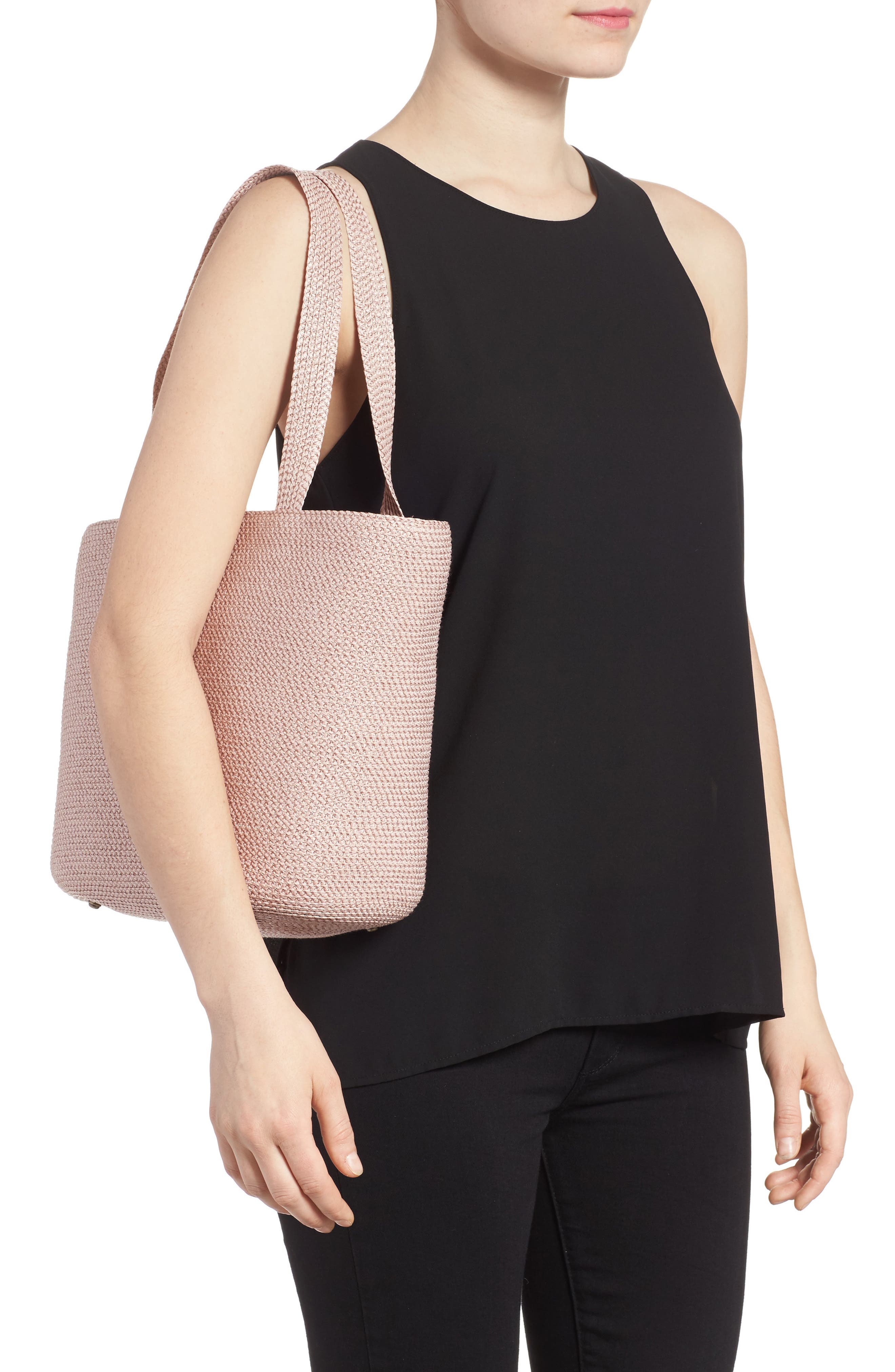 Squishee<sup>®</sup> Tote,                             Alternate thumbnail 2, color,                             BLUSH