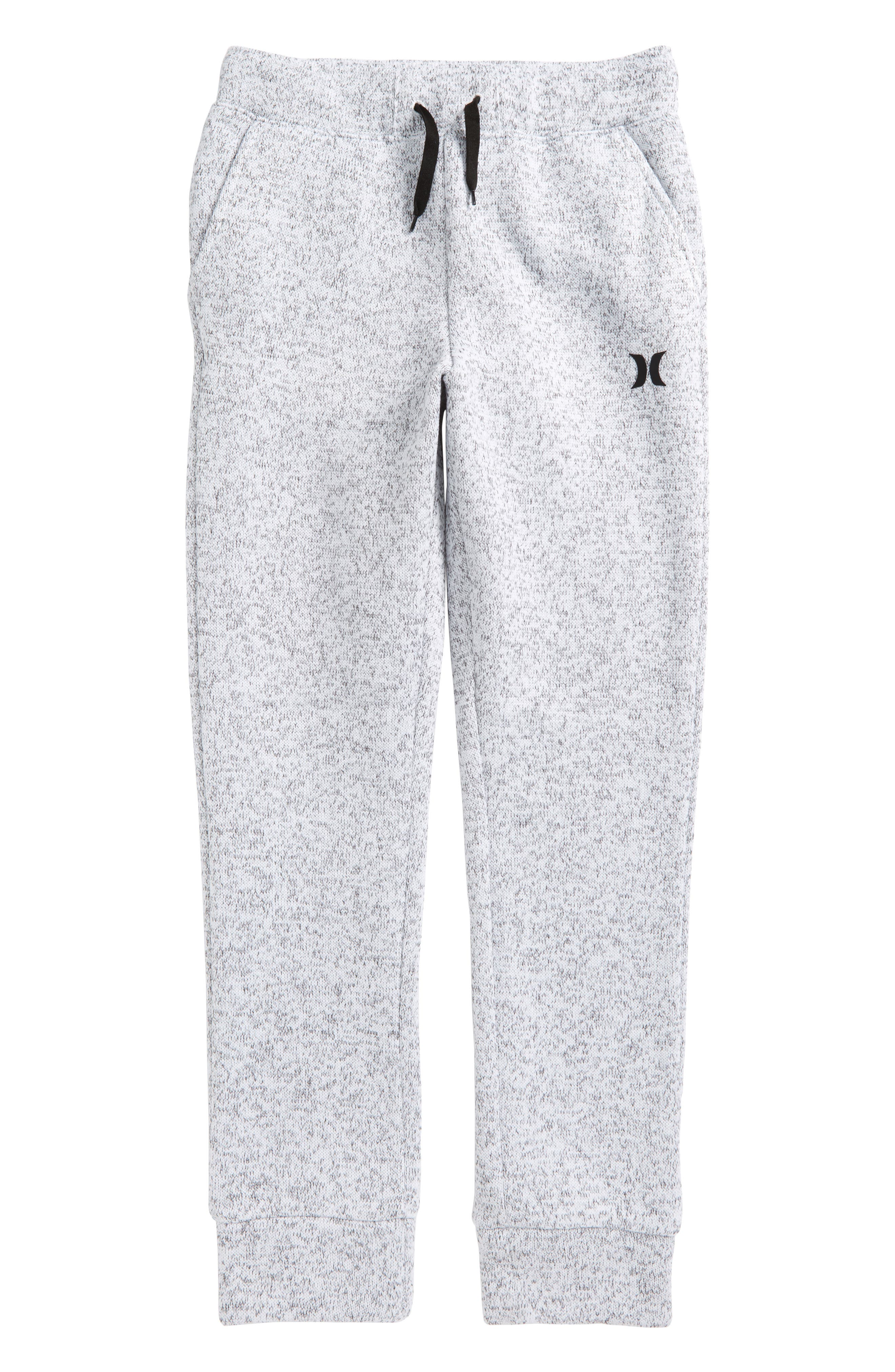 Sweater Knit Fleece Pants,                             Main thumbnail 2, color,