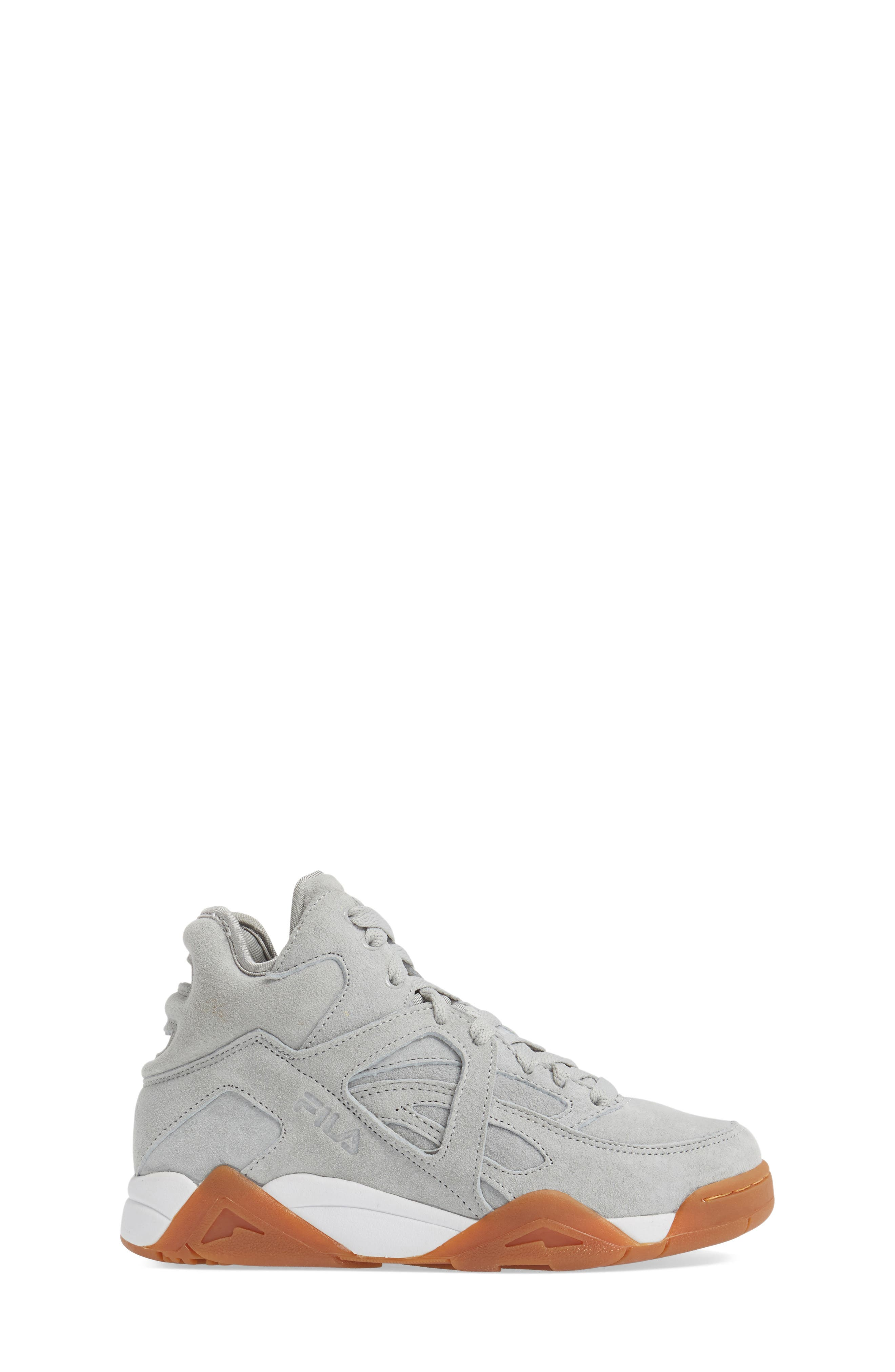 The Cage High Top Sneaker,                             Alternate thumbnail 3, color,                             072