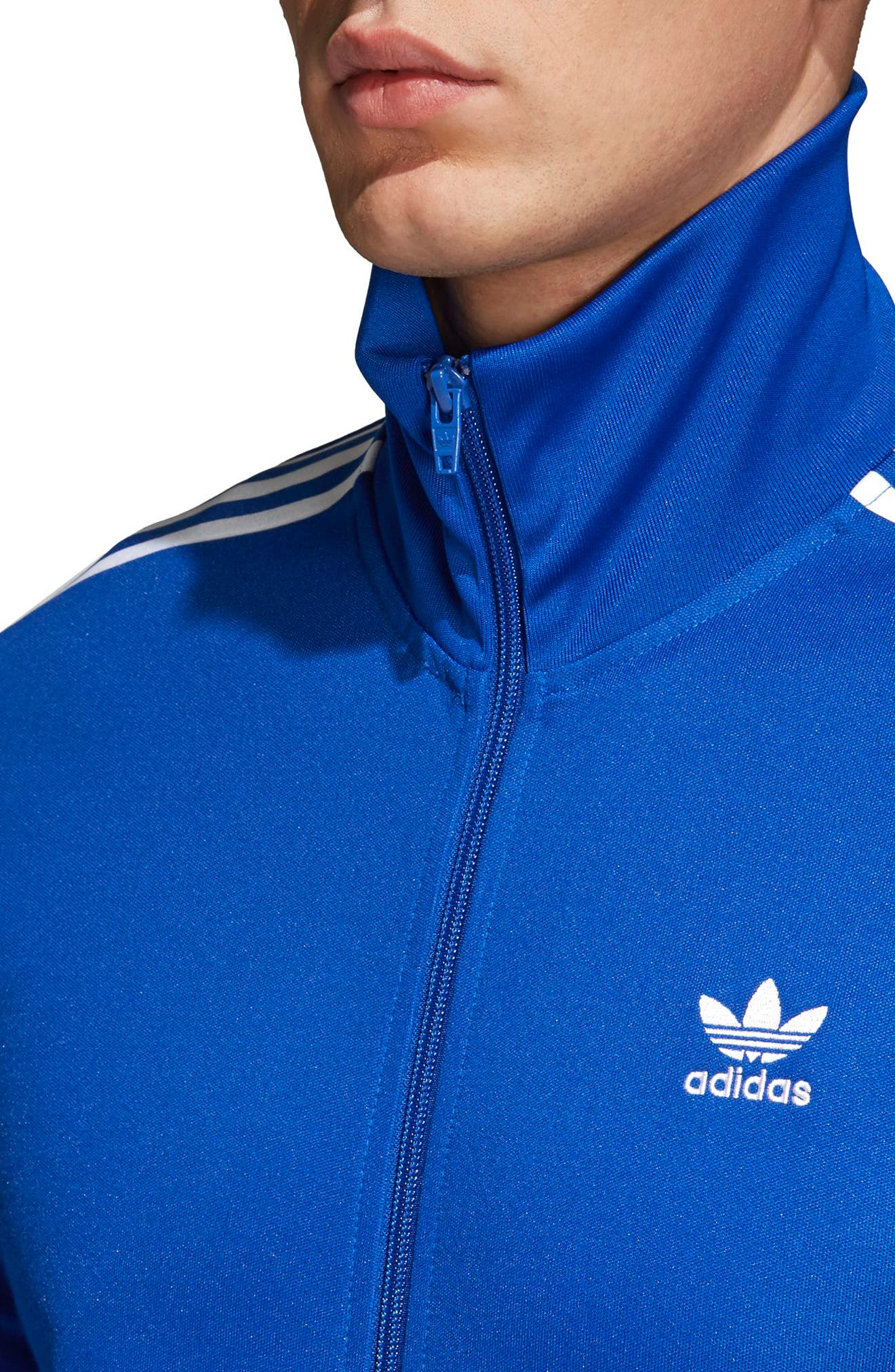 Beckenbauer Track Jacket,                             Alternate thumbnail 4, color,