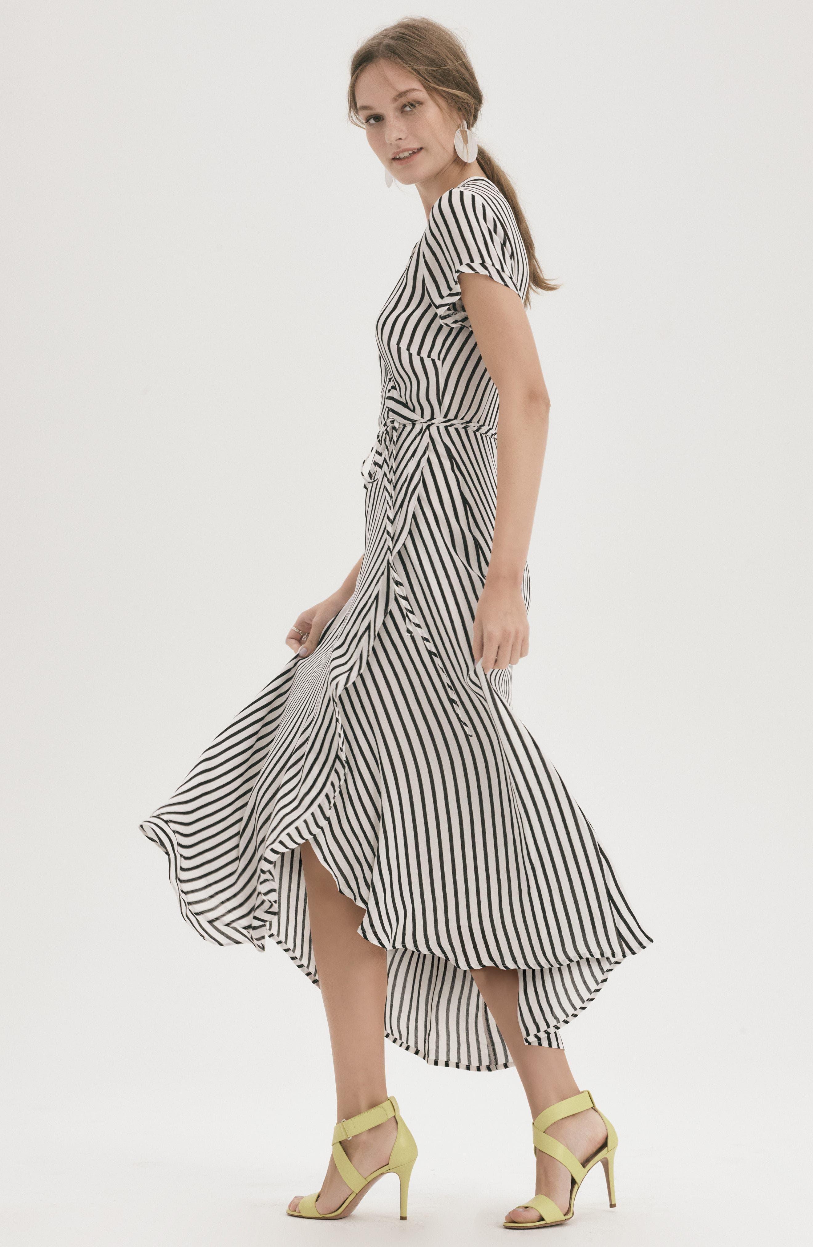 Adie Maxi Wrap Dress,                             Alternate thumbnail 10, color,                             013