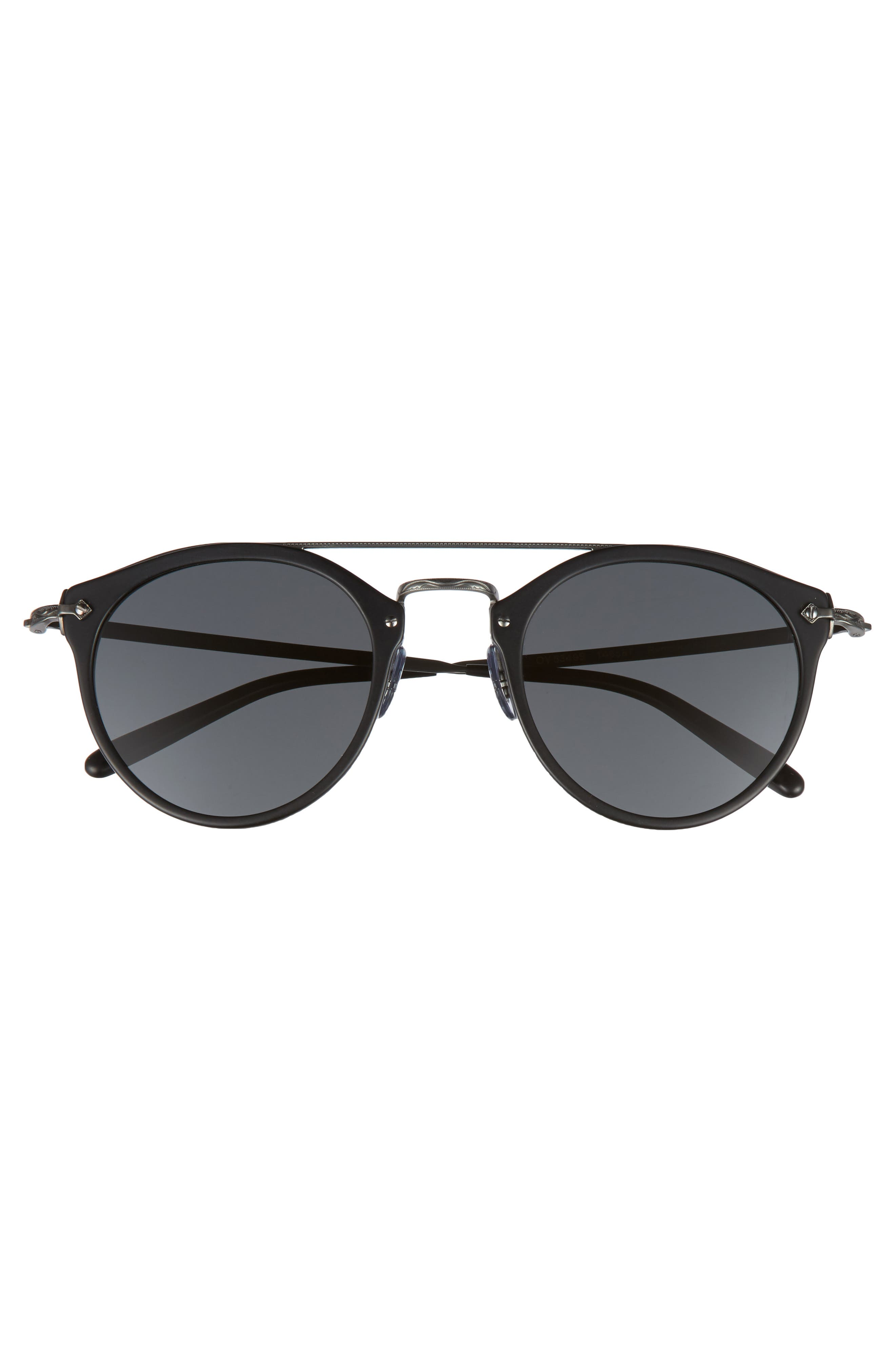Remick 50mm Sunglasses,                             Alternate thumbnail 2, color,                             001