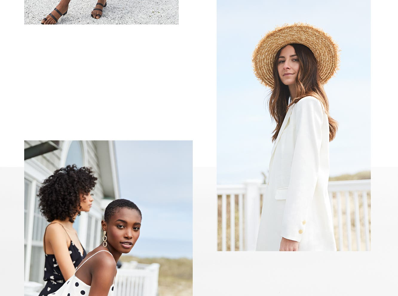 0ca75e25ea BEACHY TEXTURES & EASY LAYERS. Shop Now · New from Something Navy: Destination  Hamptons.