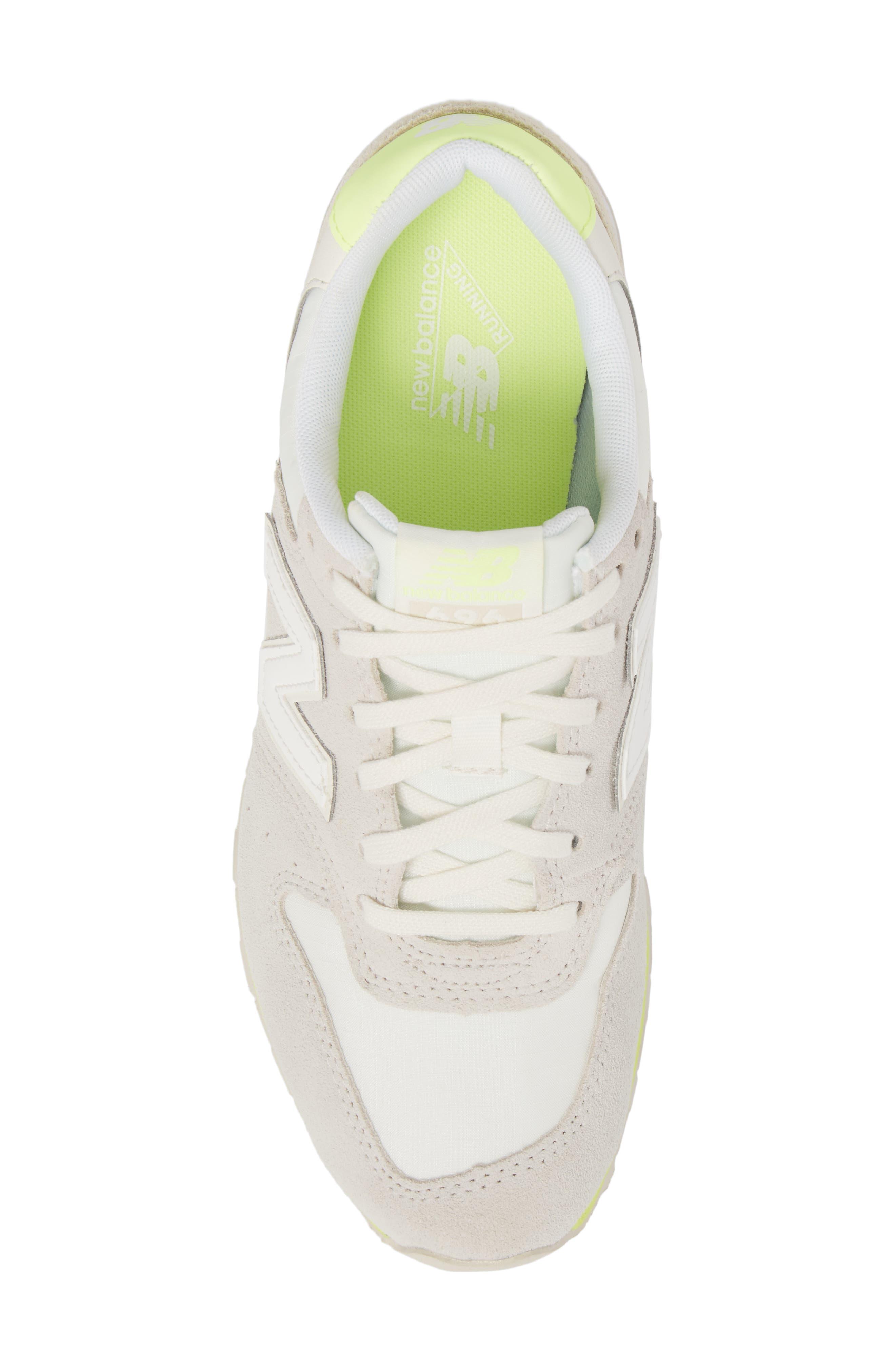 696 Suede Sneaker,                             Alternate thumbnail 5, color,                             250