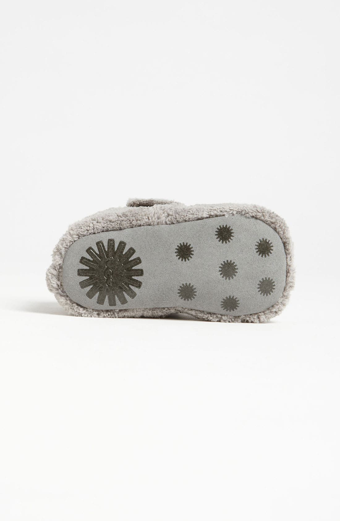 'Bixbee' Bootie,                             Alternate thumbnail 4, color,                             CHARCOAL GREY