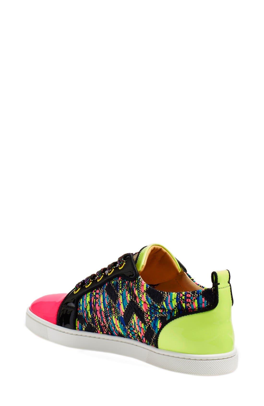'Gondoliere' Sneaker,                             Alternate thumbnail 4, color,