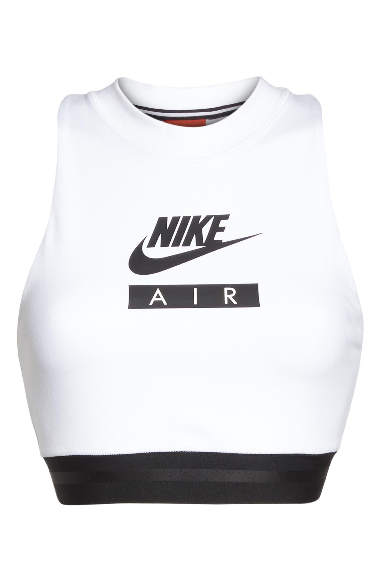 Sportswear Air Crop Top,                             Alternate thumbnail 17, color,