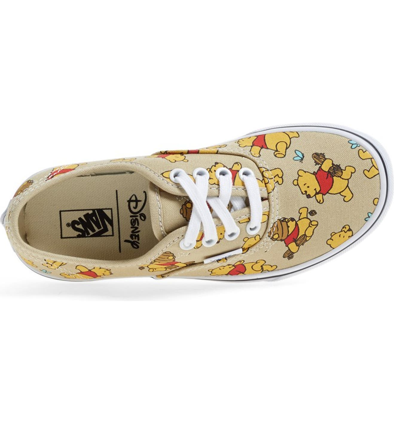 0914e6633c72e7 Vans  Authentic - Disney® Winnie the Pooh®  Sneaker (Baby