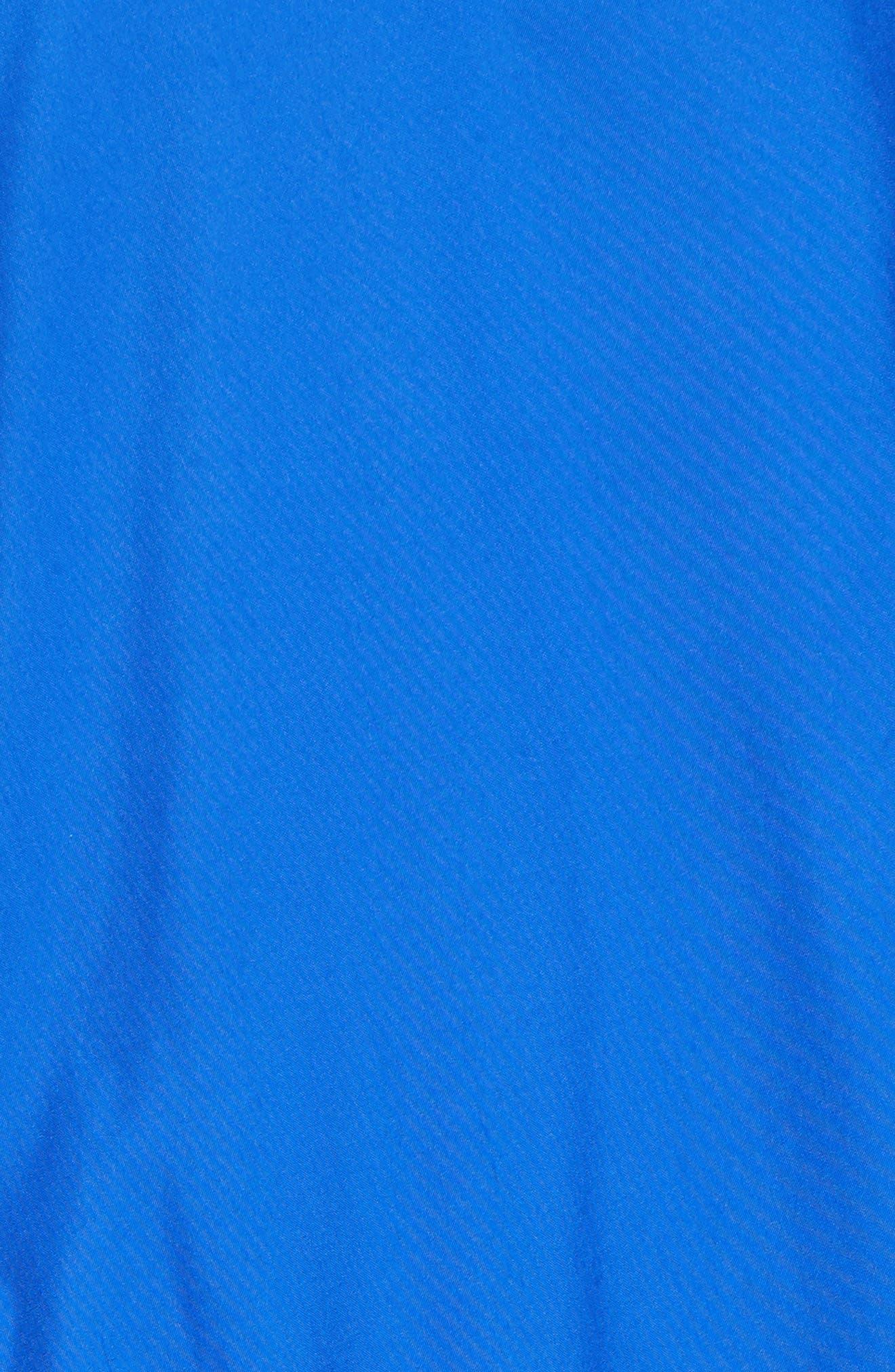 SB Shield Coach's Jacket,                             Alternate thumbnail 7, color,                             HYPER ROYAL/ WHITE