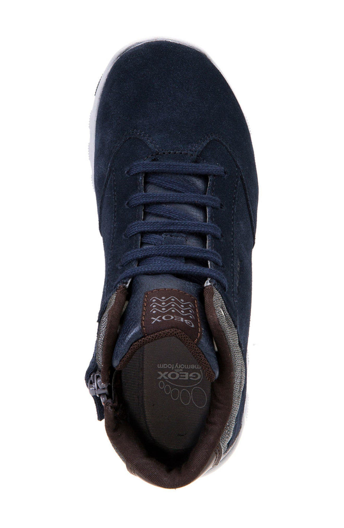 Xunday Mid Top Sneaker,                             Alternate thumbnail 15, color,