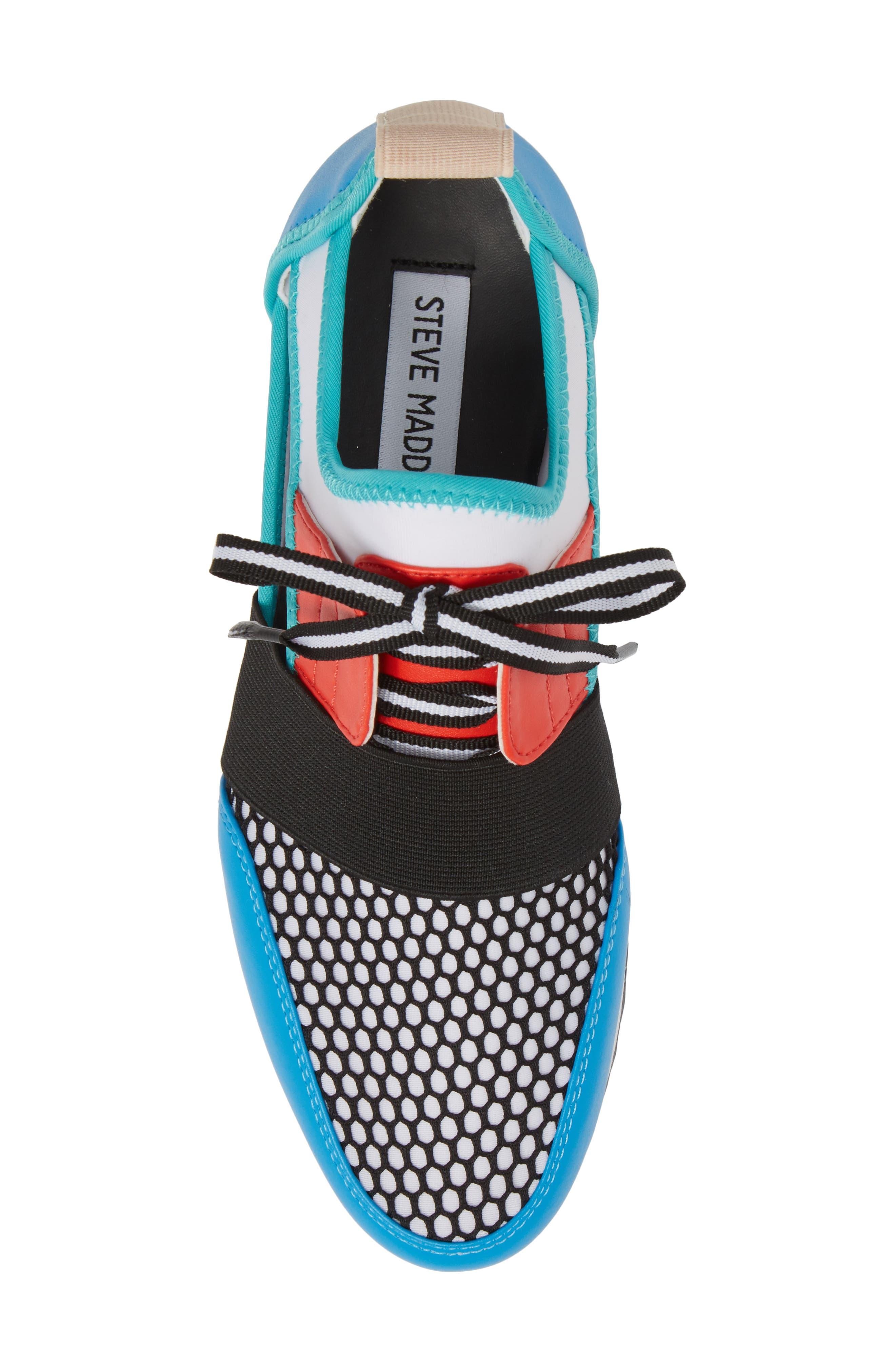 Arctic Sneaker,                             Alternate thumbnail 5, color,                             BRIGHT MULTI