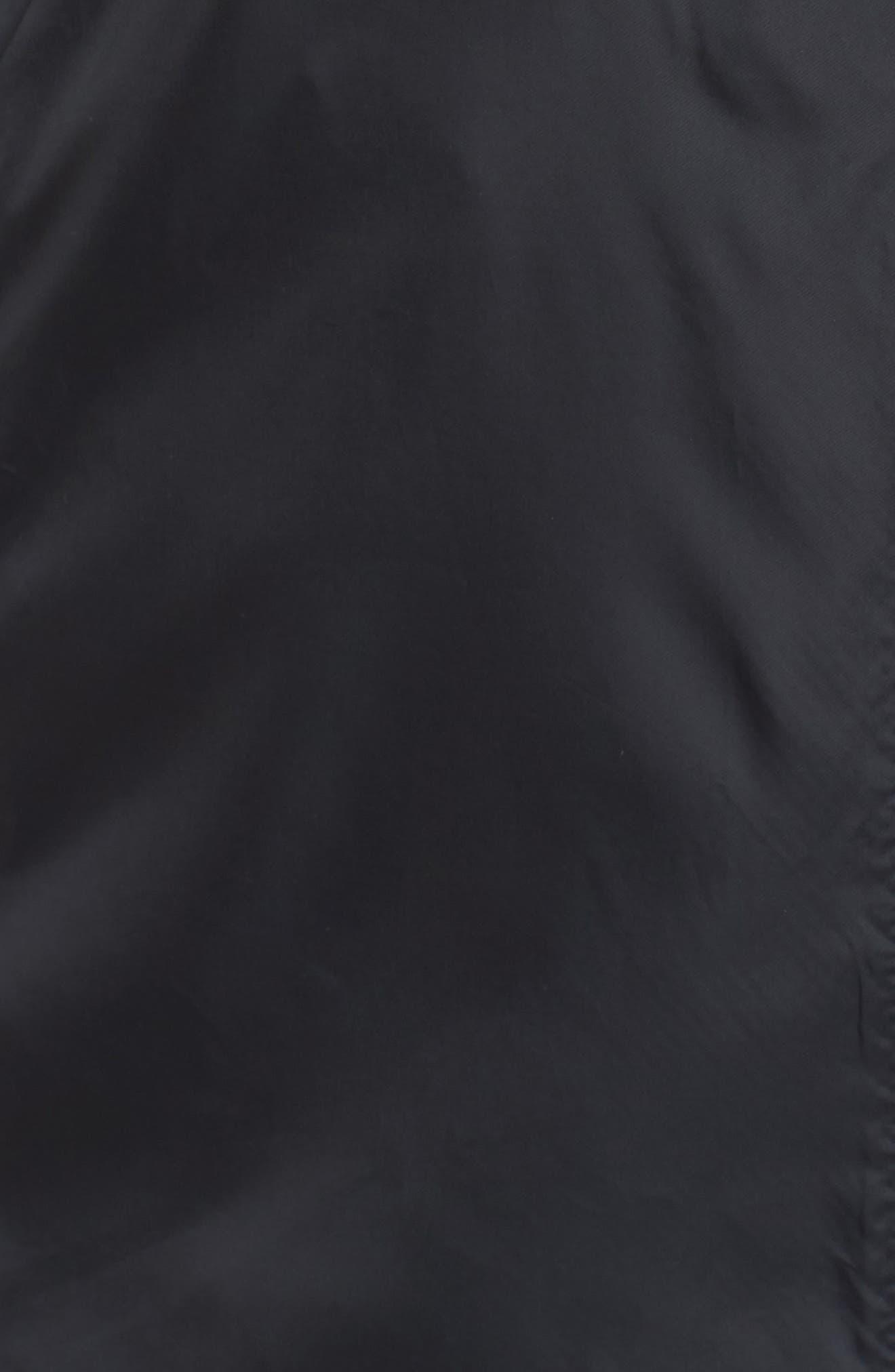Flashback<sup>™</sup> Water Resistant Hooded Windbreaker,                             Alternate thumbnail 6, color,                             010