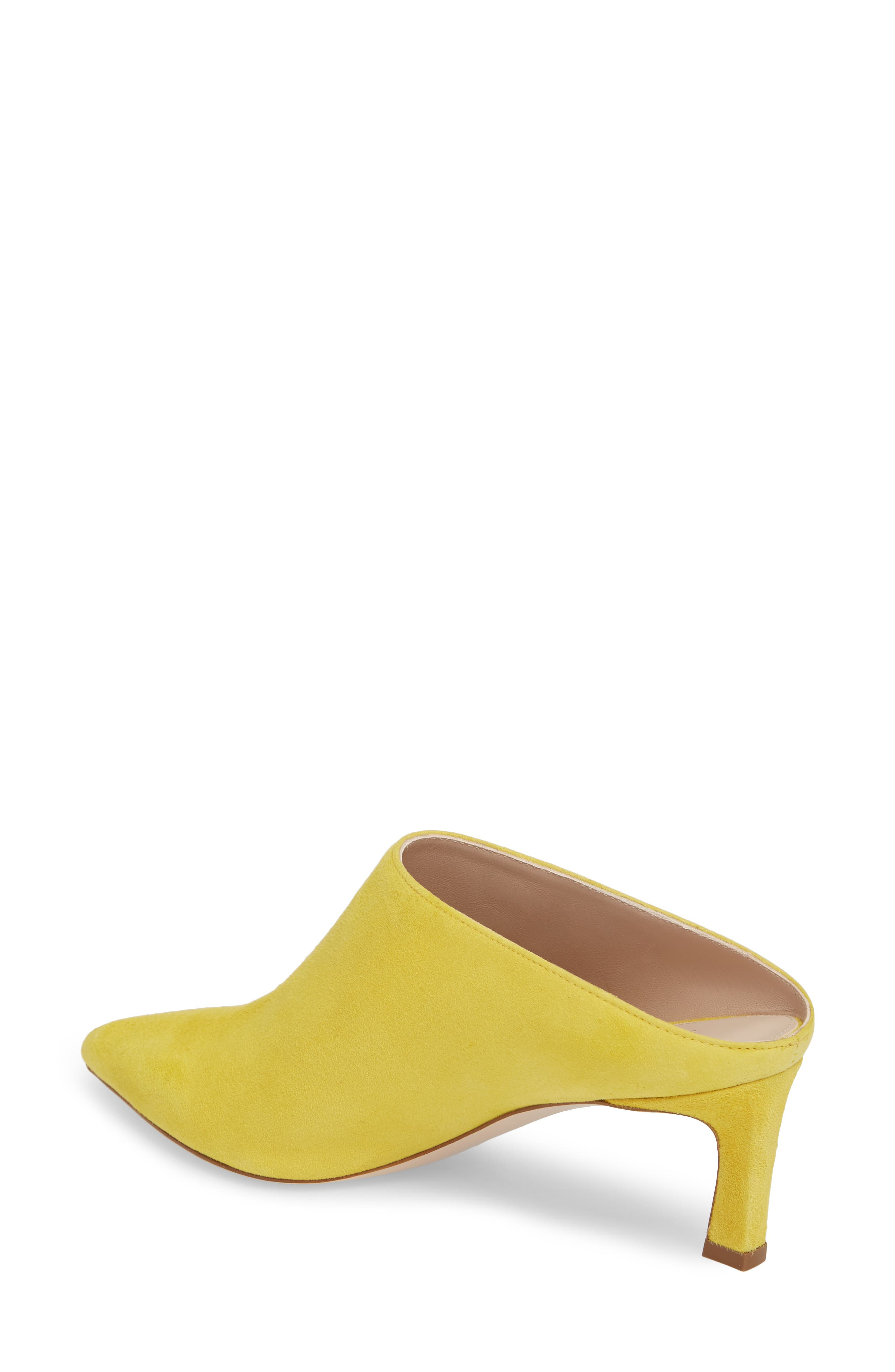 Mira Pointy Toe Mule,                             Alternate thumbnail 16, color,
