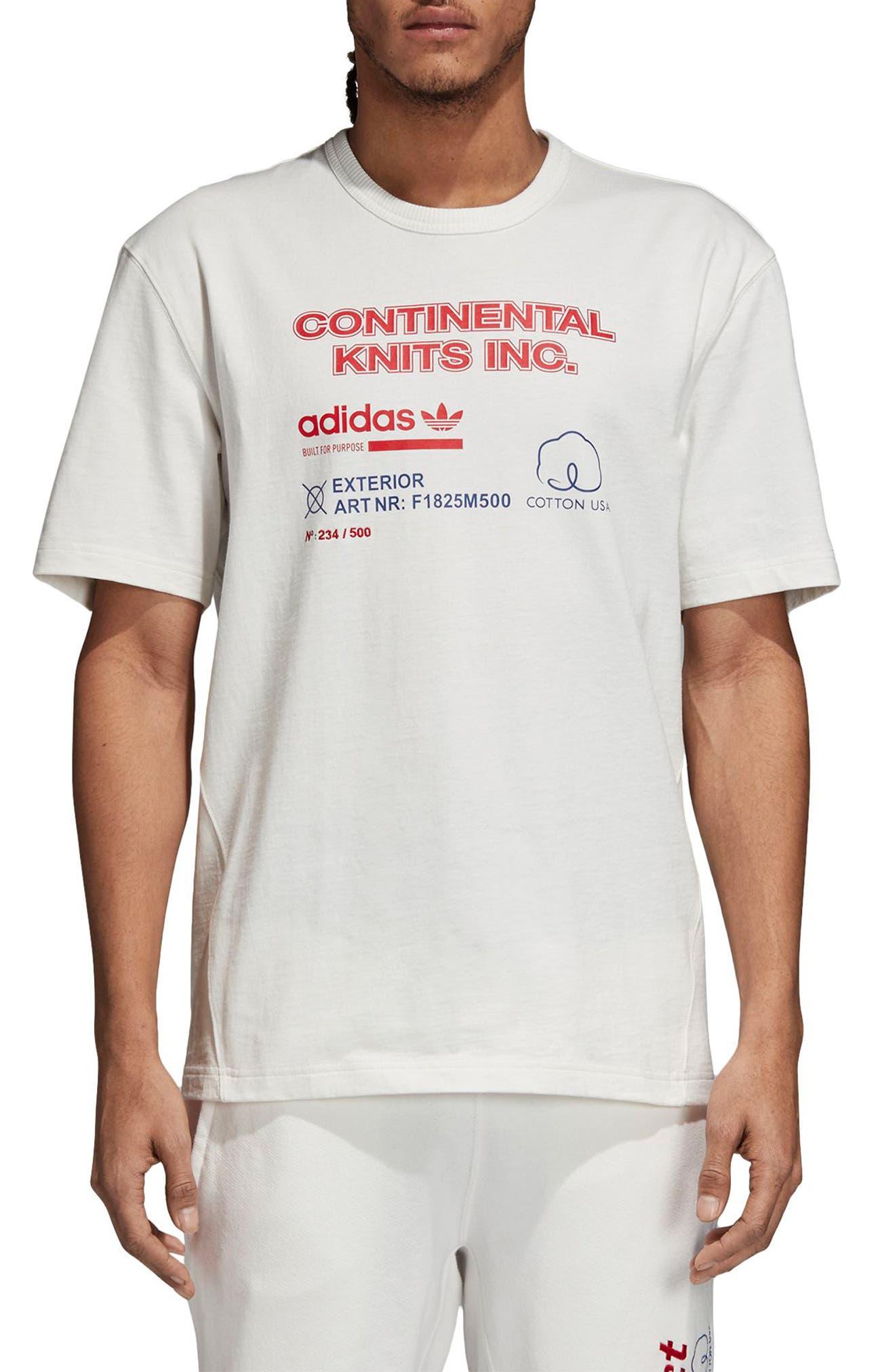 Kaval T-Shirt,                         Main,                         color, CLOUD WHITE