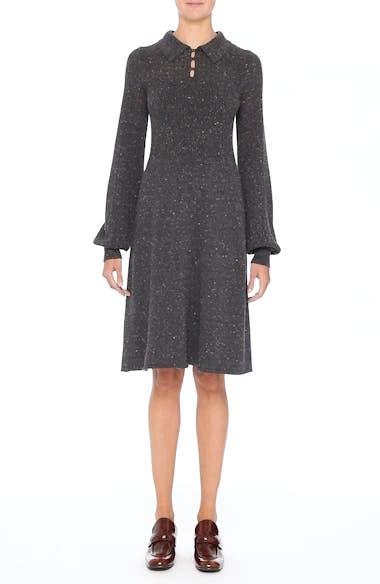 Knit Sweater Dress, video thumbnail