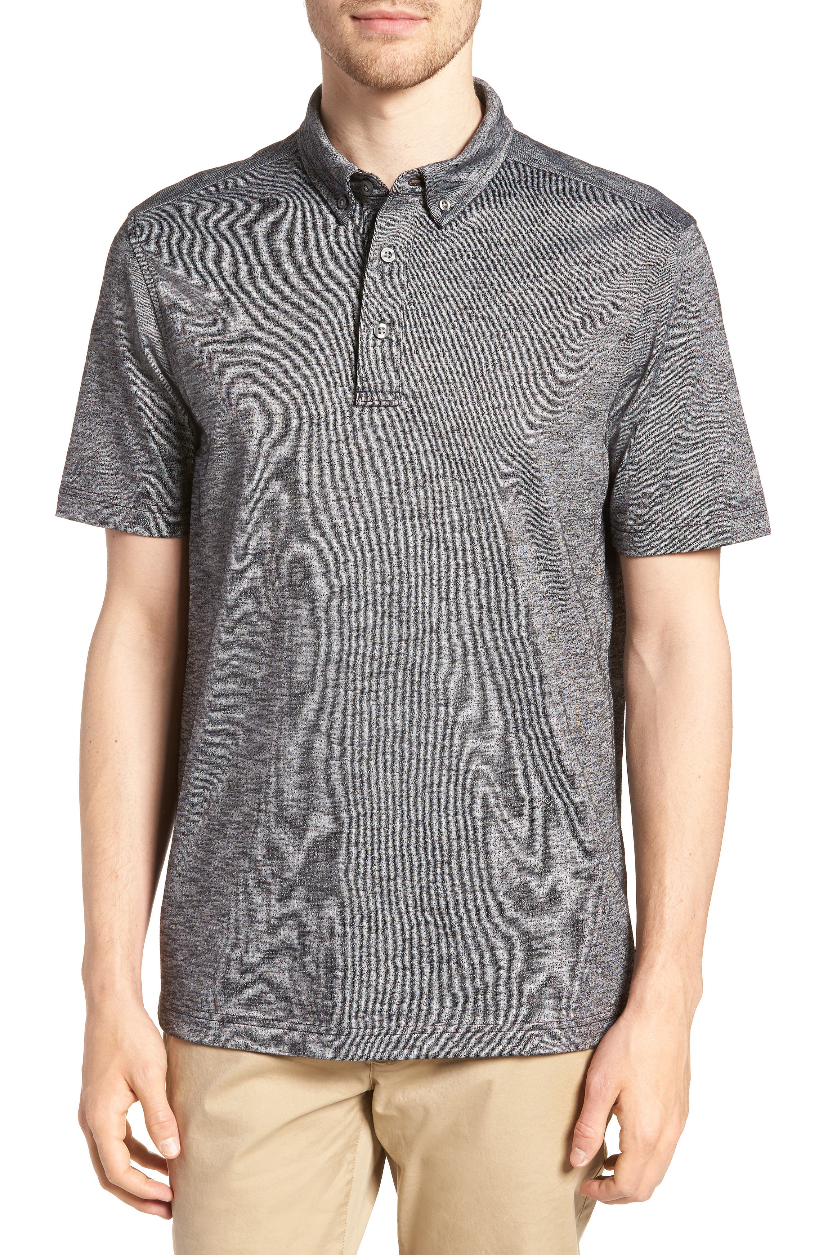 Regular Fit Polo,                             Main thumbnail 1, color,                             001
