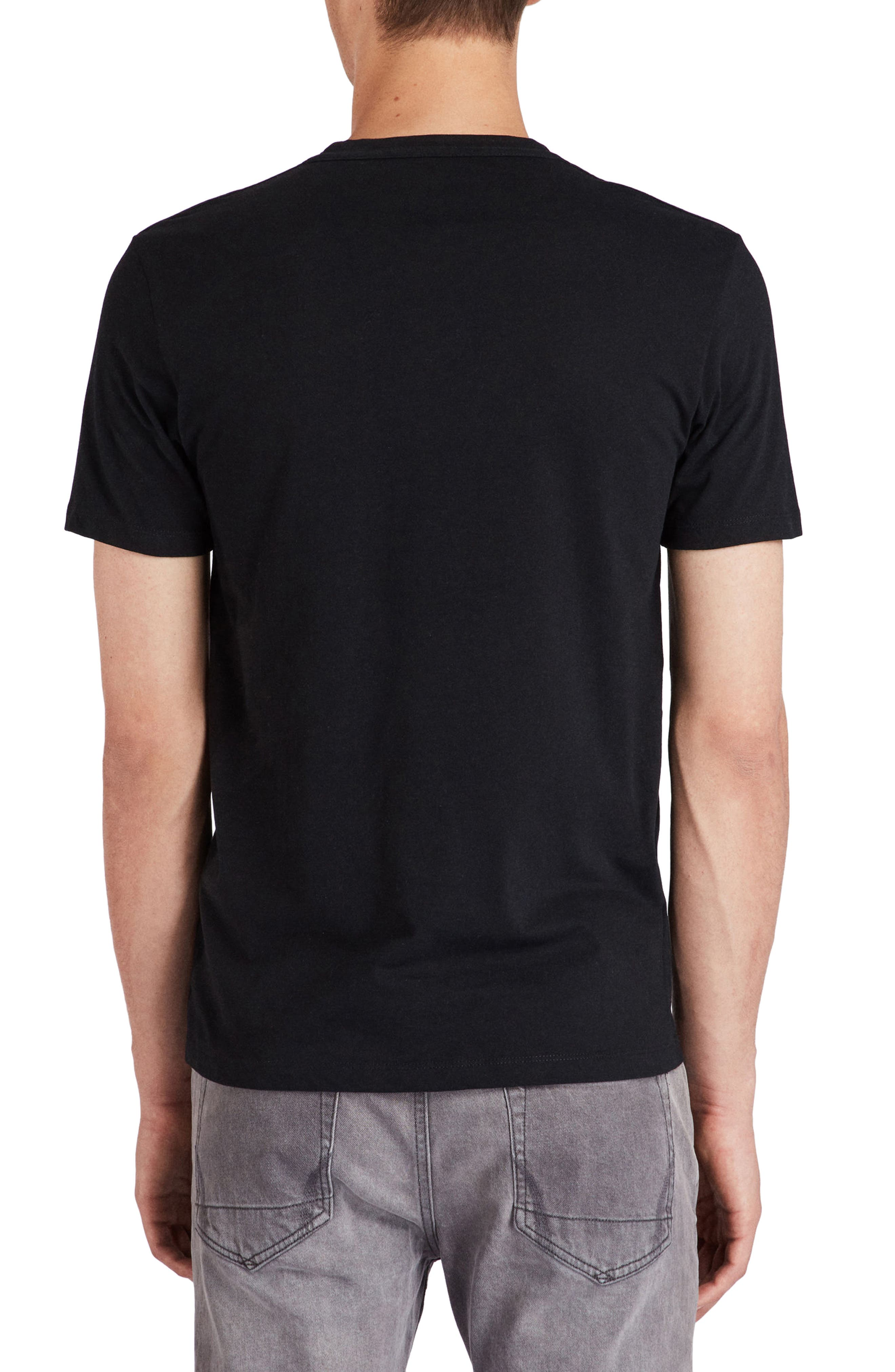 Brace Tonic Slim Fit Crewneck T-Shirt,                             Alternate thumbnail 2, color,                             003