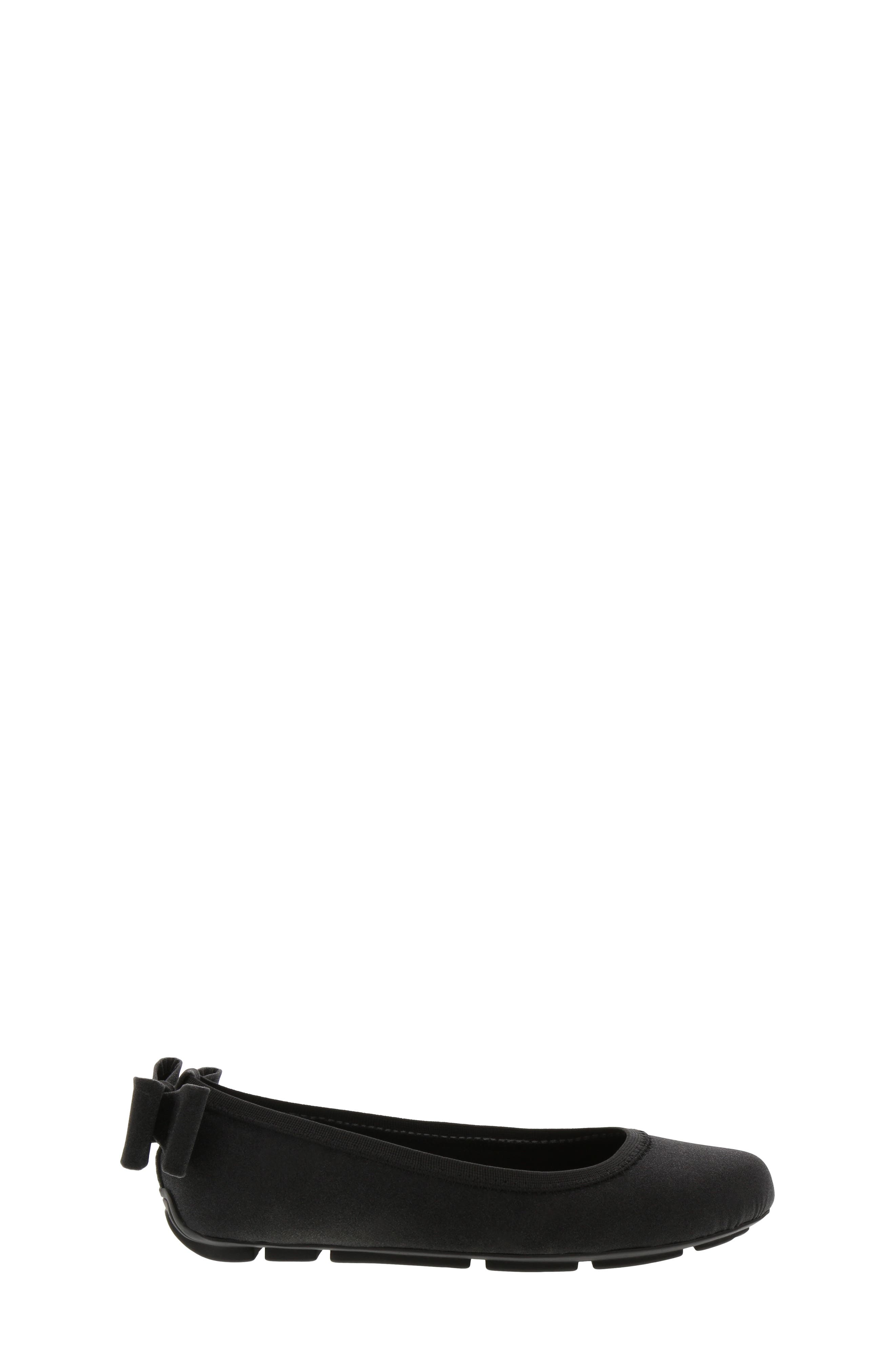 MICHAEL MICHAEL KORS,                             Rover Ellie Flat,                             Alternate thumbnail 3, color,                             BLACK