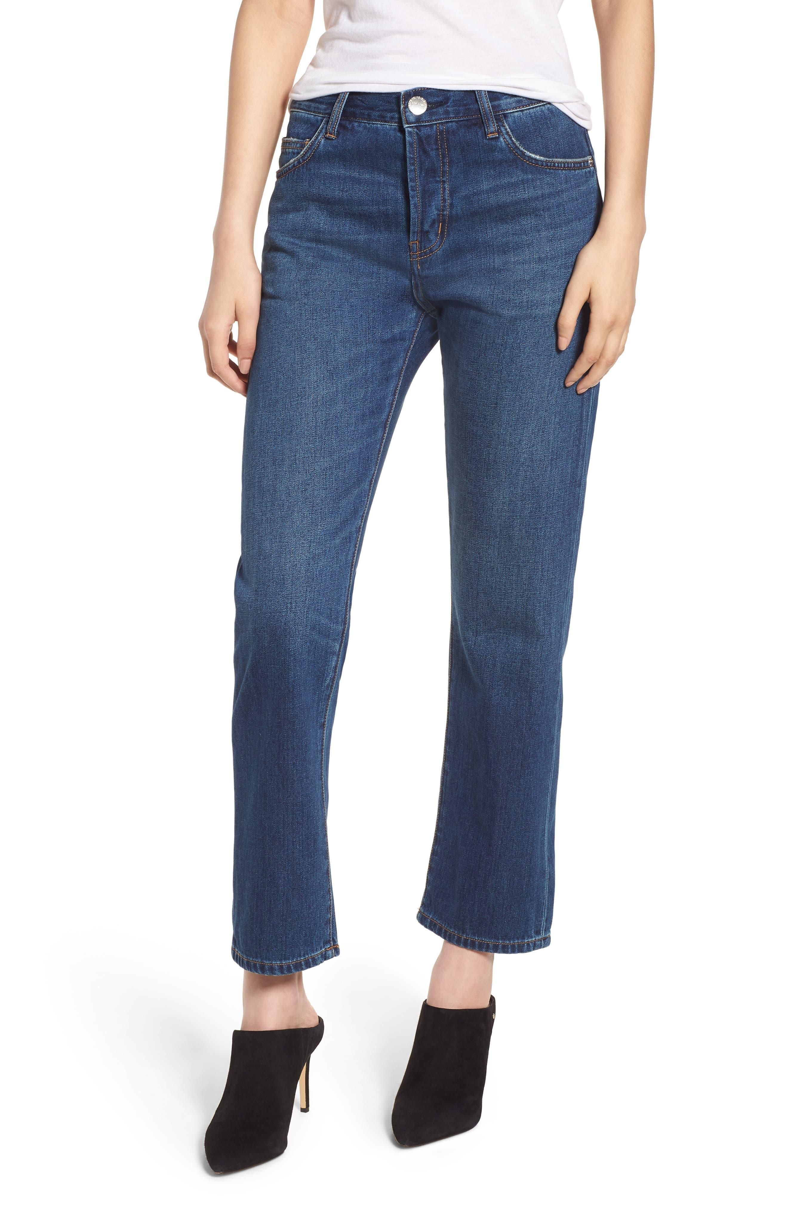 The Original Straight Leg Jeans,                         Main,                         color, 472