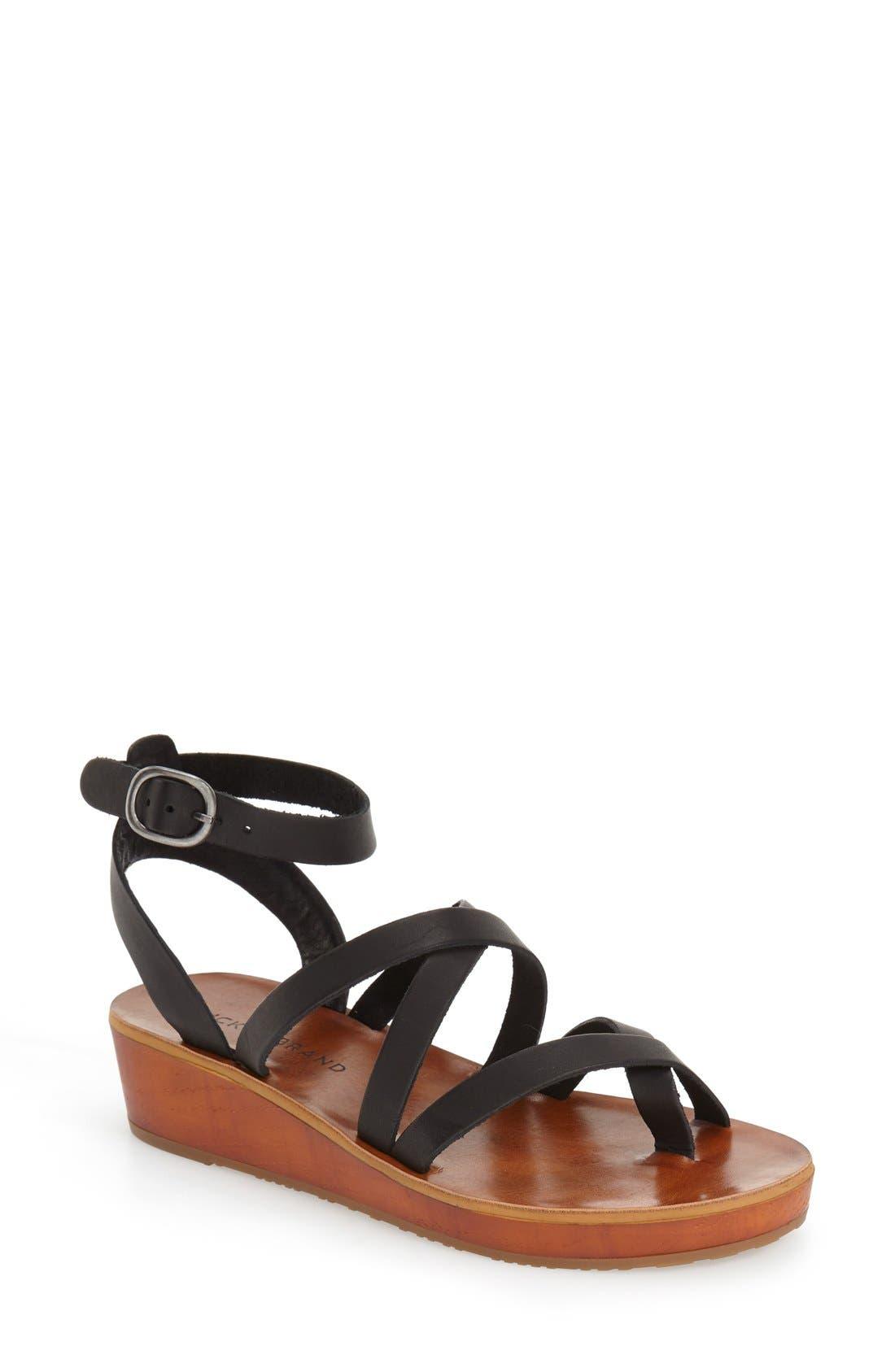 'Honeyy' Platform Sandal,                             Main thumbnail 2, color,