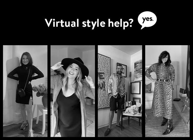 Virtual style help? Yes.