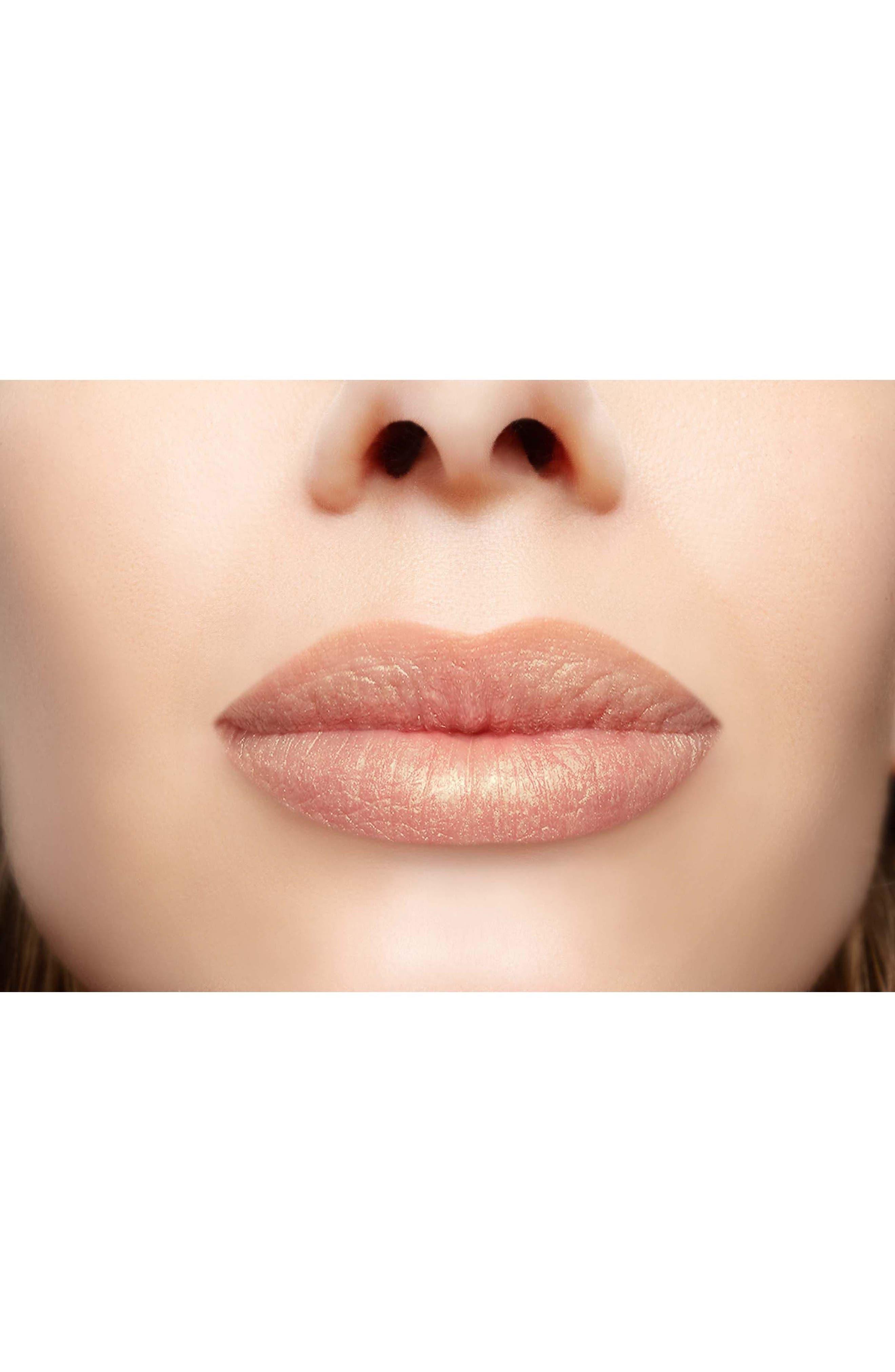 SPACE.NK.apothecary Lipstick Queen Queen Bee Lipstick,                             Alternate thumbnail 4, color,                             000
